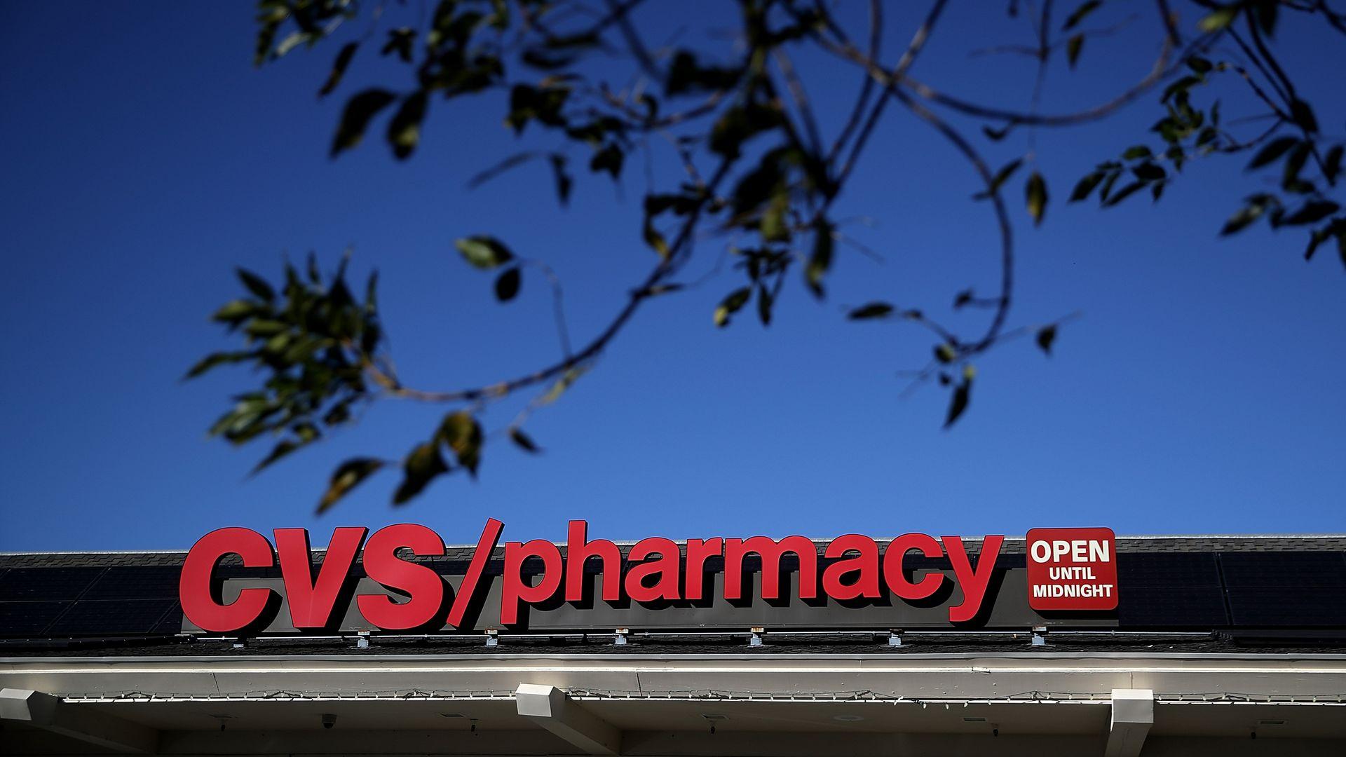 A photo of CVS Pharmacy