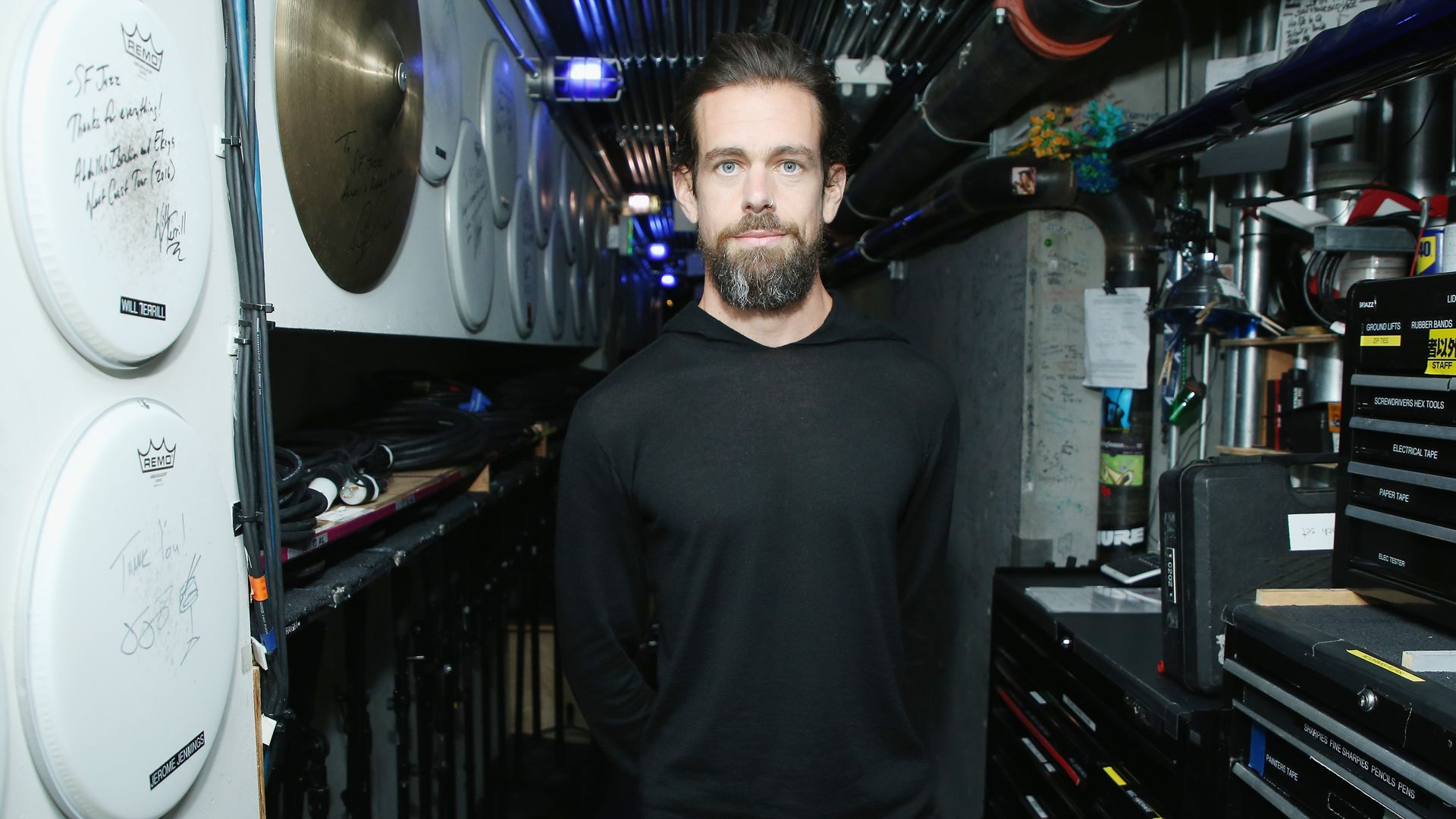 Twitter CEO Jack Dorsey meets with Trump in Oval Office