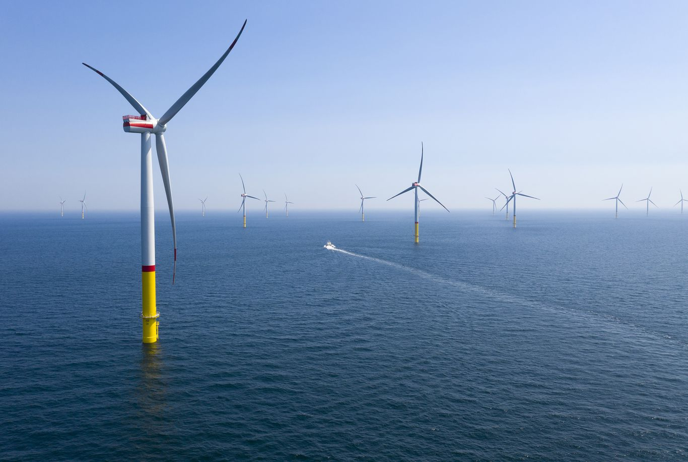 Oil giant Total's new push into offshore wind
