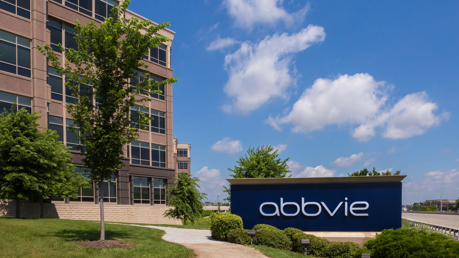 AbbVie headquarters in Illinois.