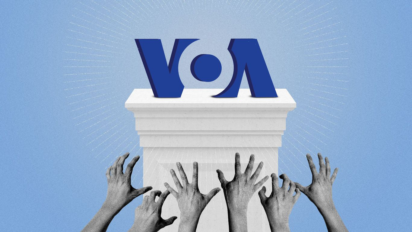 VOA journalists say new USAGM CEO is endangering reporters thumbnail