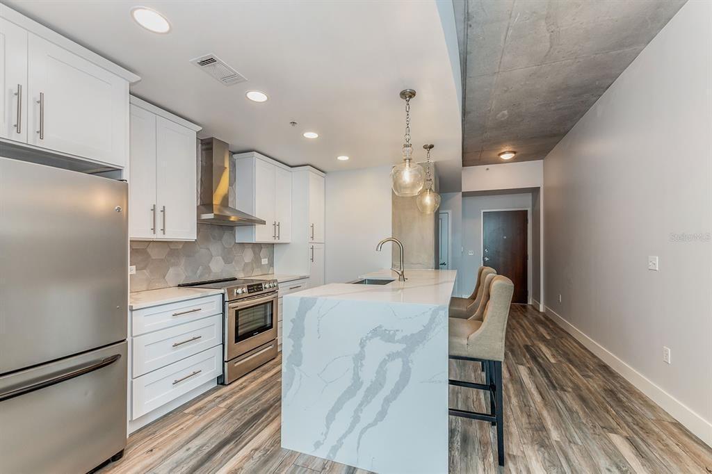 777 N Ashley Dr #1612  kitchen