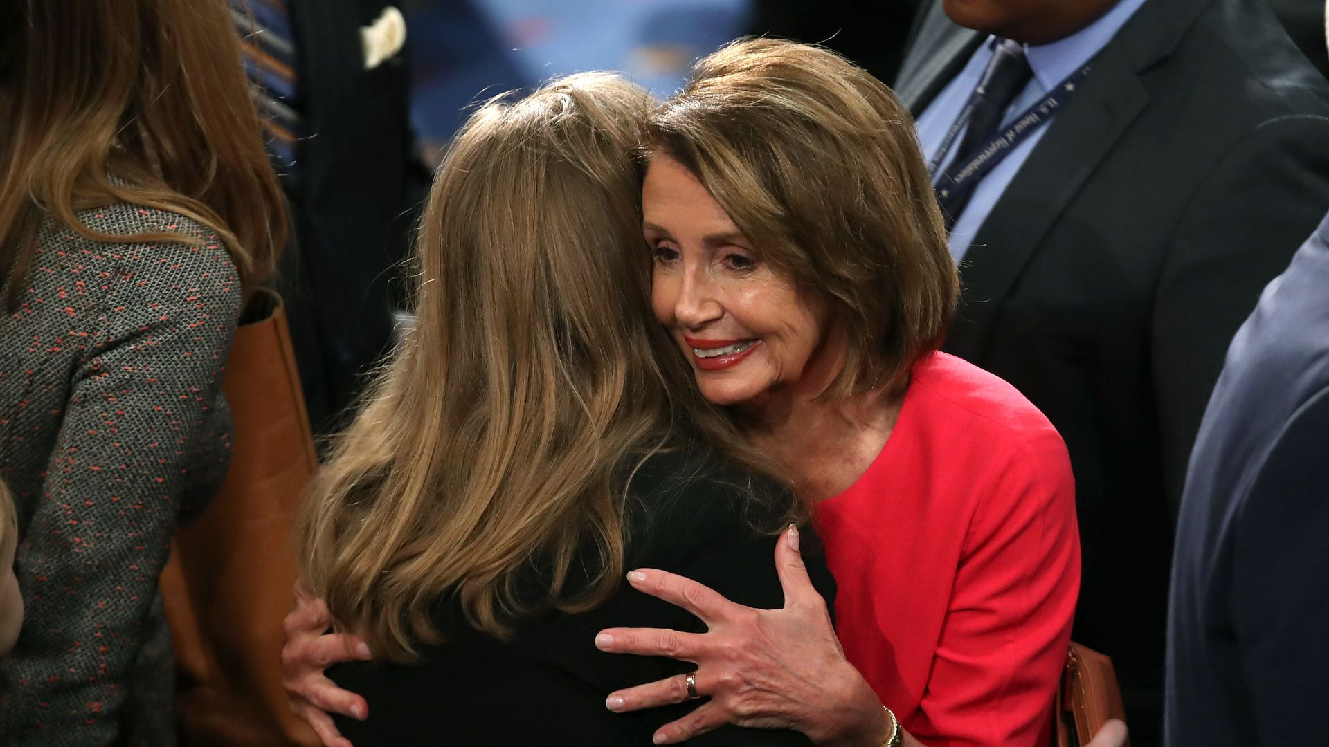 Nancy Pelosi officially elected speaker of the House