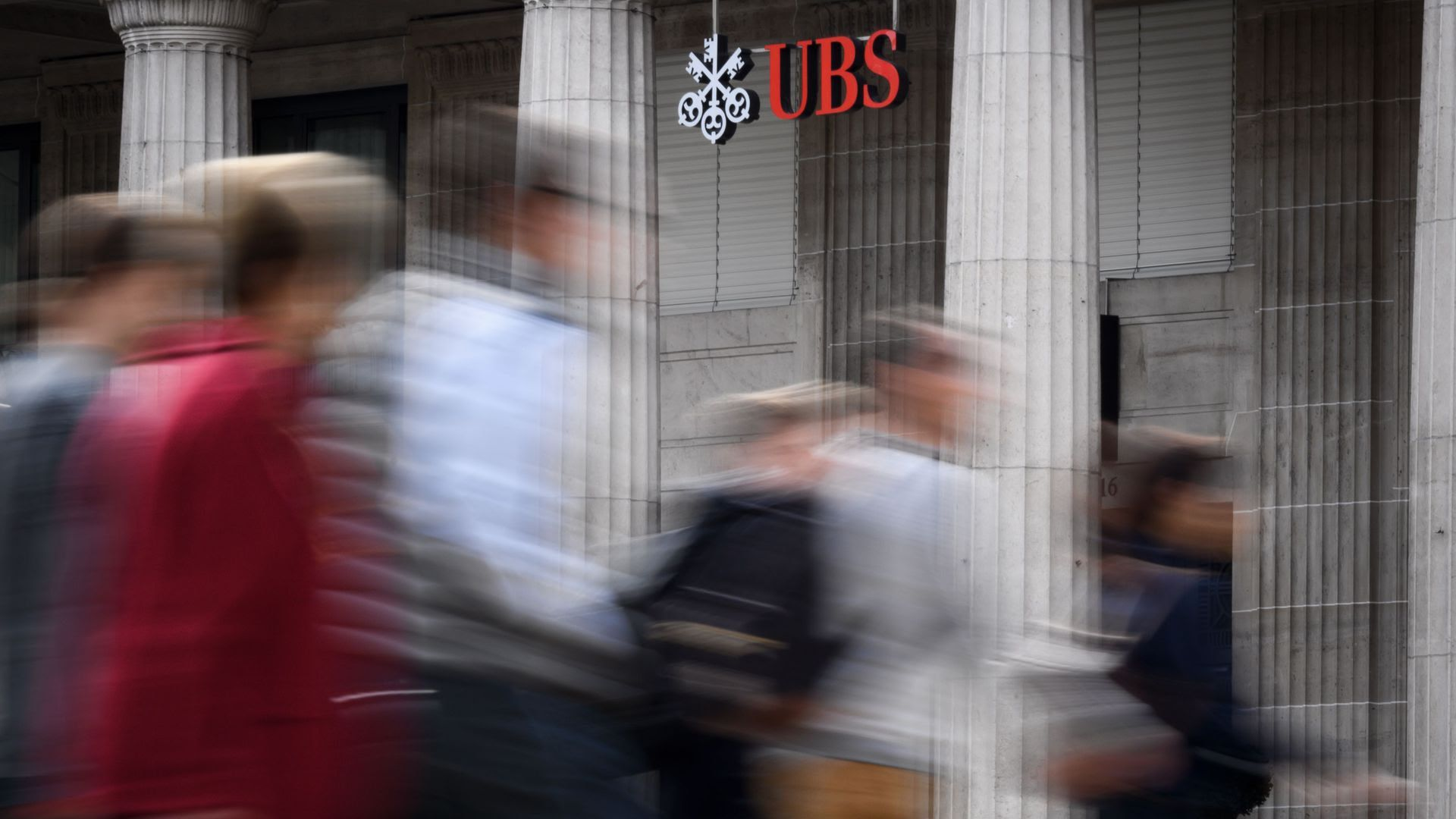 UBS front