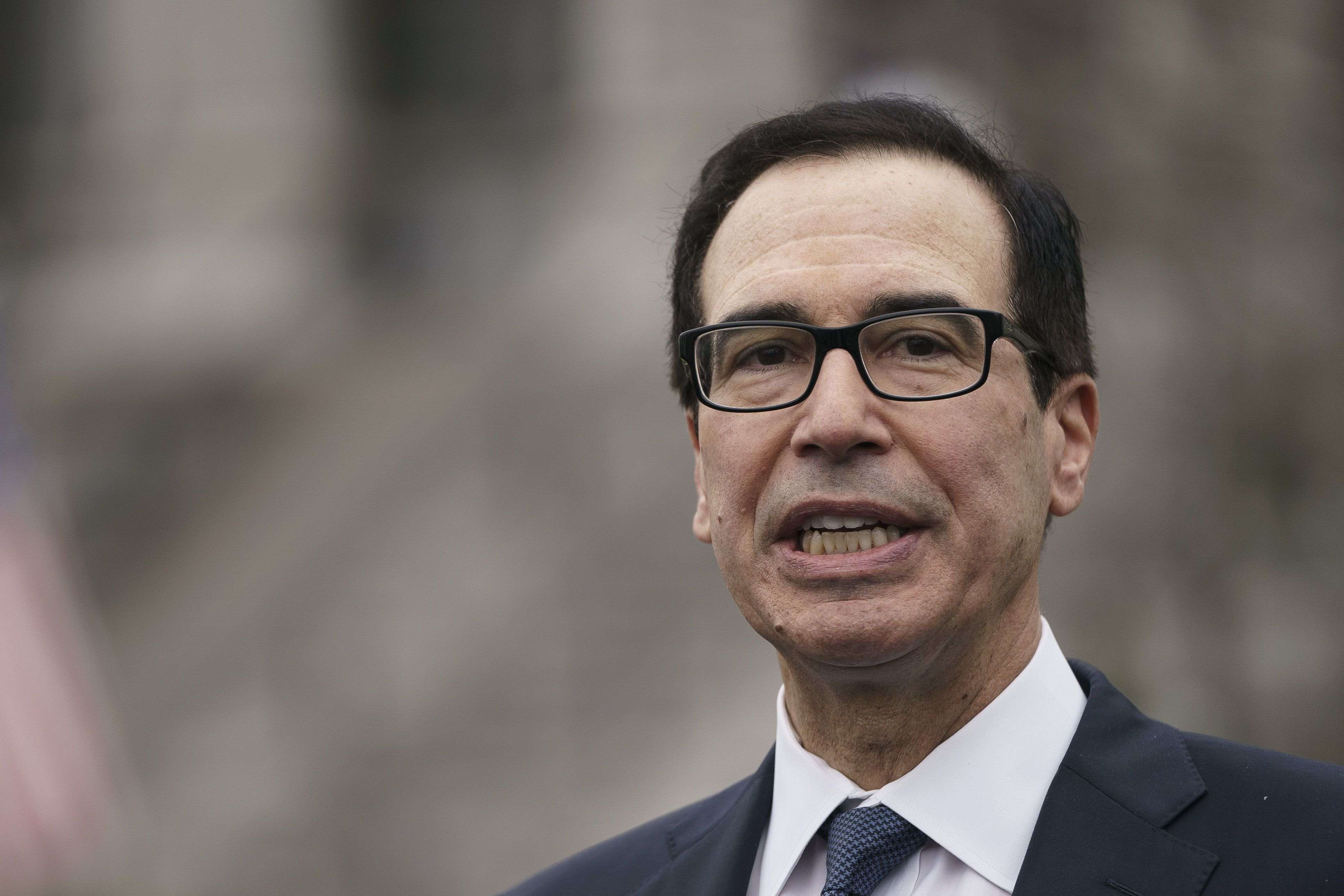 After IRS post, Mnuchin says social security recipients will automatically get stimulus checks