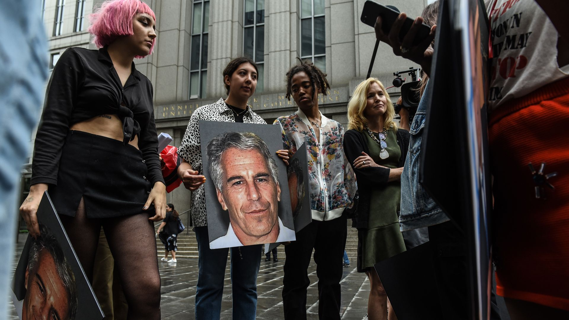 What we know: The life and death of Jeffrey Epstein - Axios