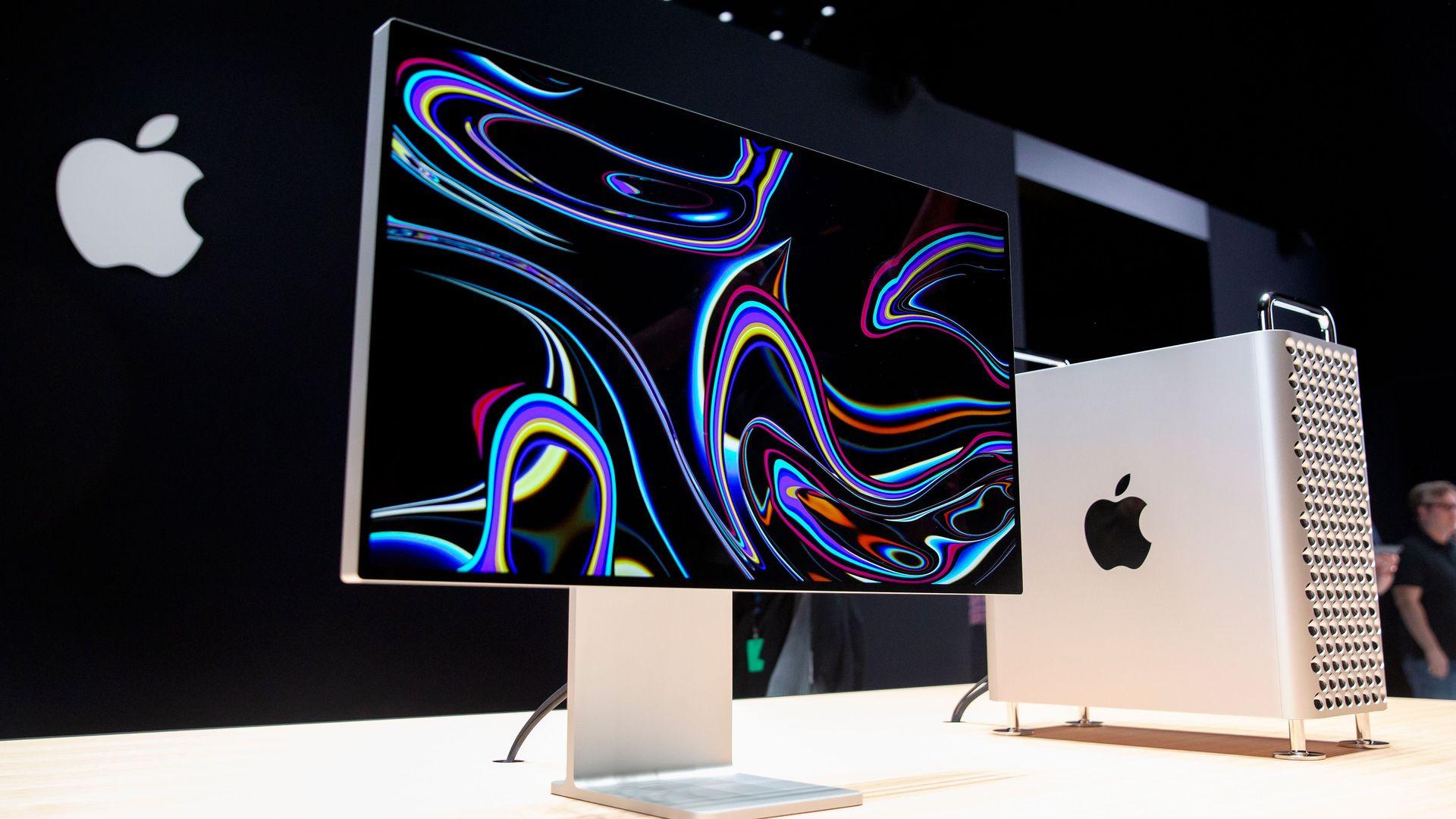 Apple's Mac Pro desktop