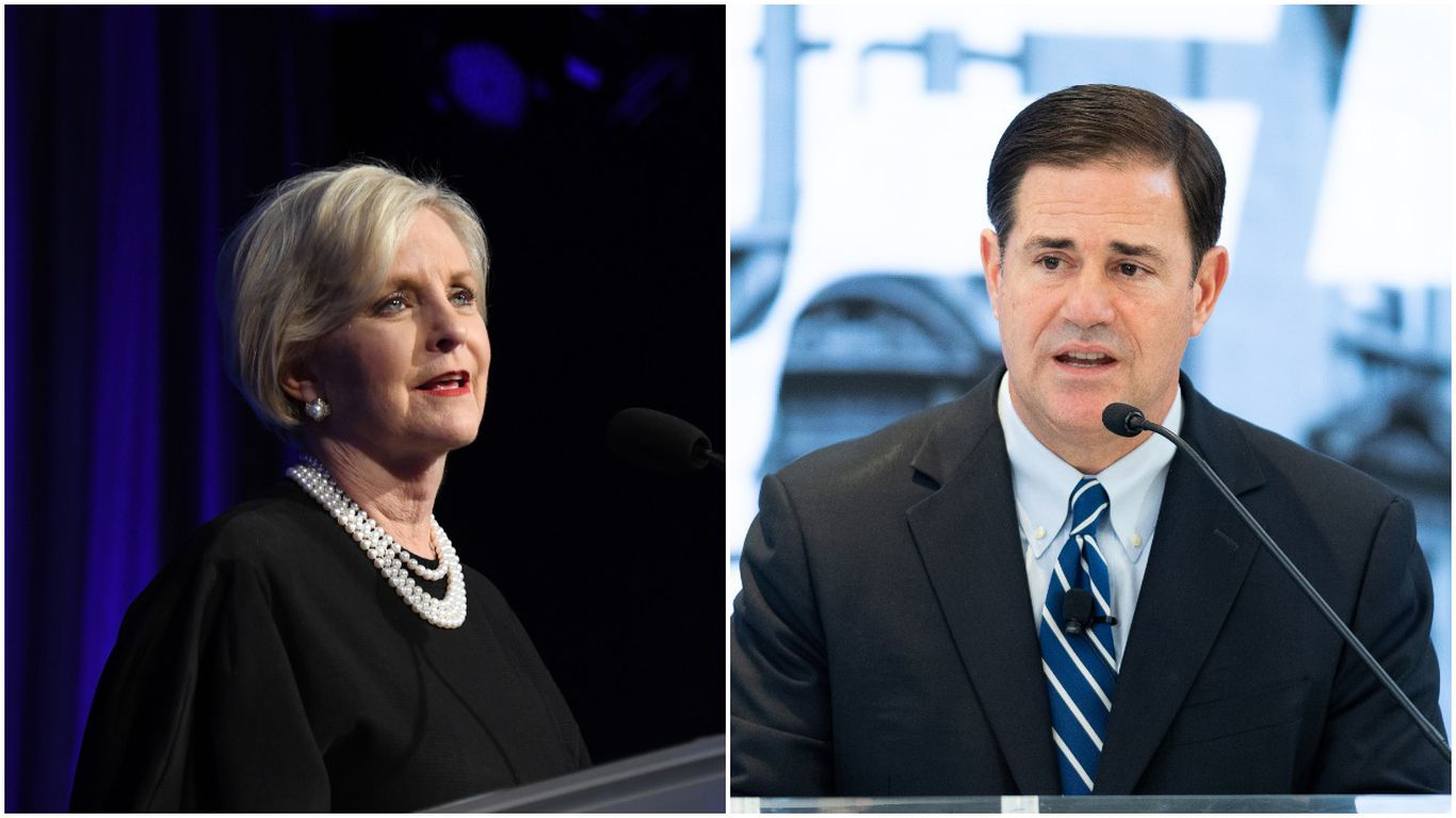 Arizona Republicans censure Cindy McCain and GOP governor
