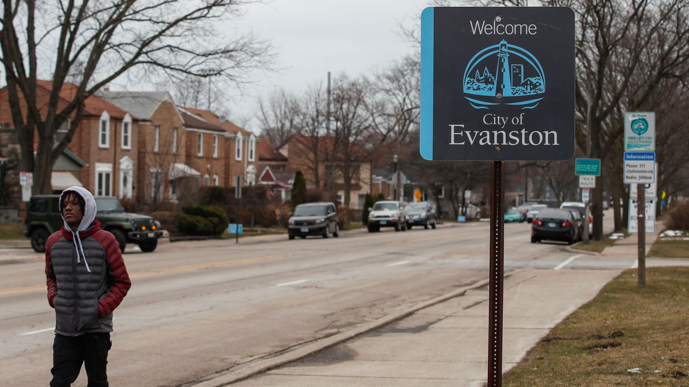 Evanston, Illinois, becomes first city in U.S. to approve reparations for Black residents thumbnail