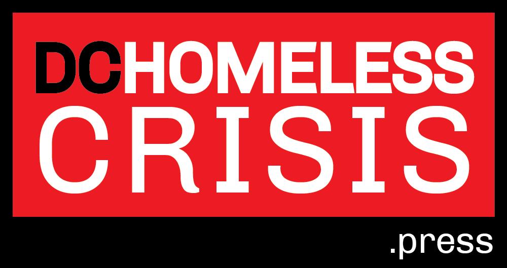 A homeless crisis reporting blitz logo
