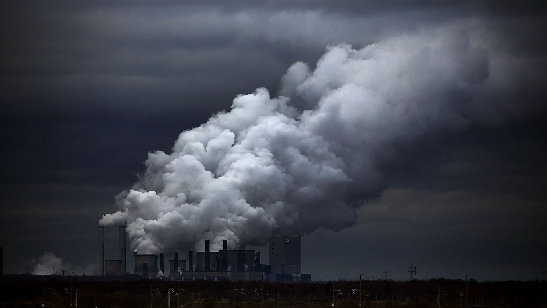 Coal-fired power was the single biggest source of 2018's emissions growth