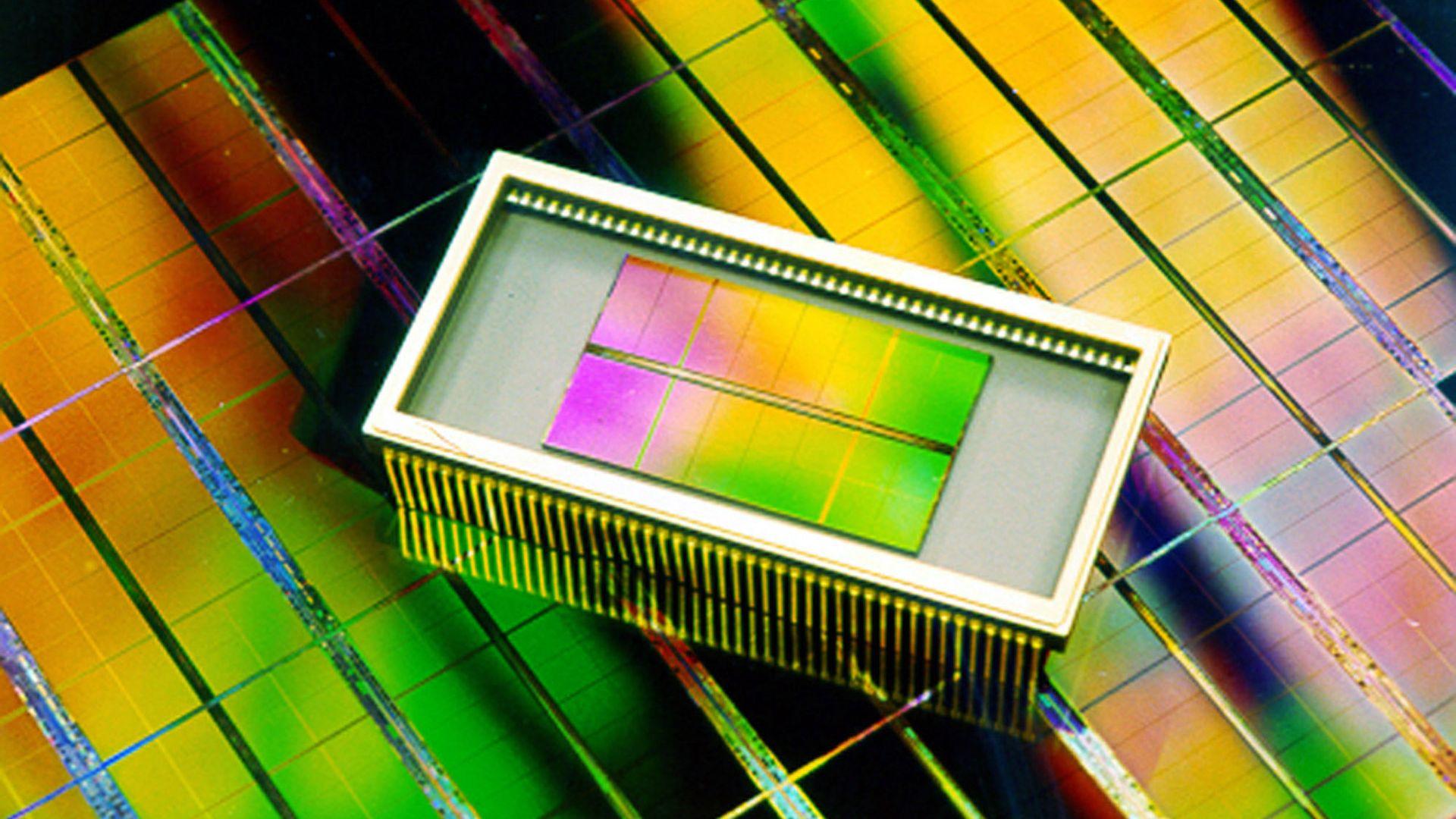 DRAM chips