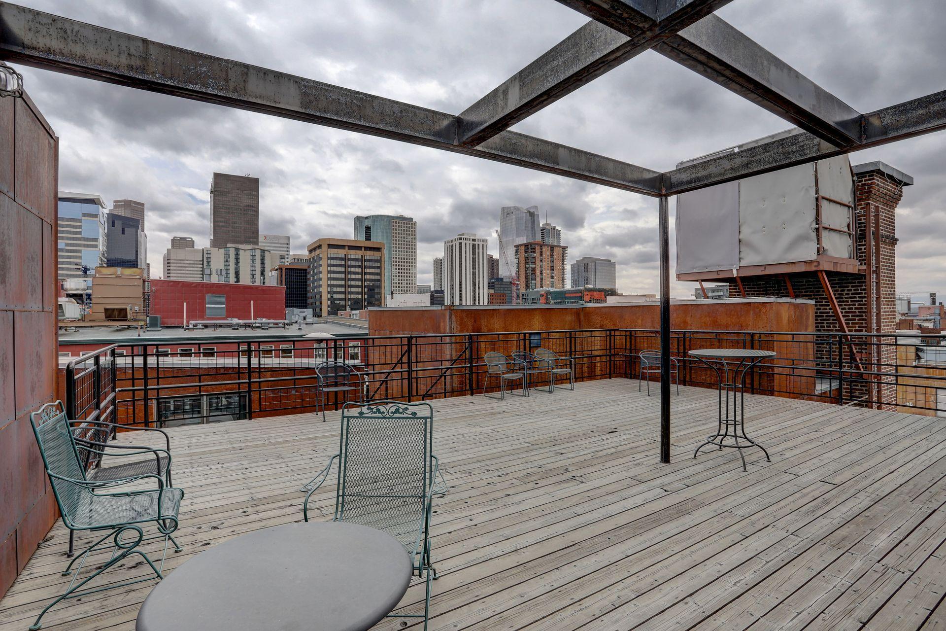 1792 Wynkoop Street, #502 rooftop