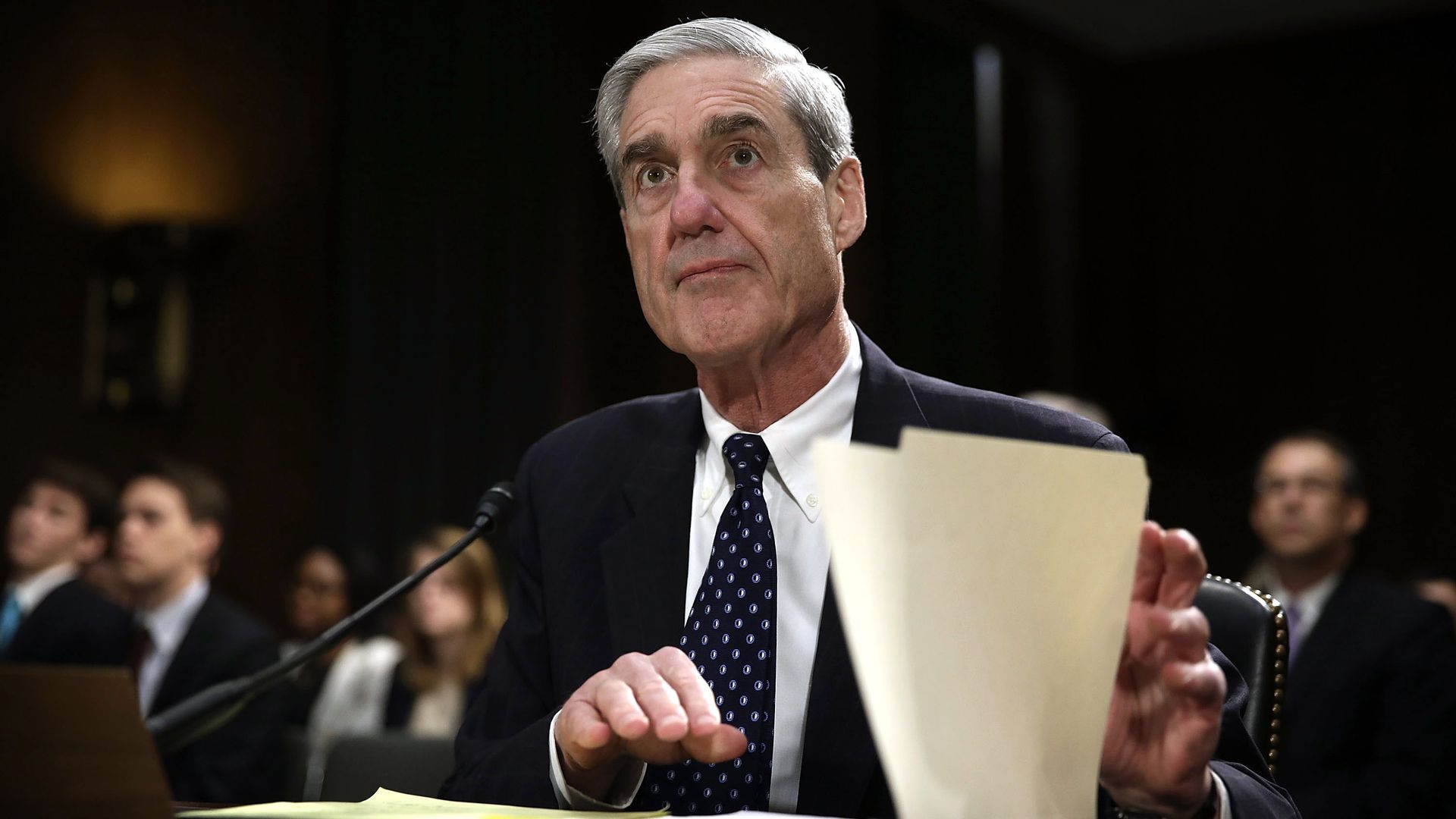 A firm has been fighting a subpoena brought by Special Counsel Robert Mueller.