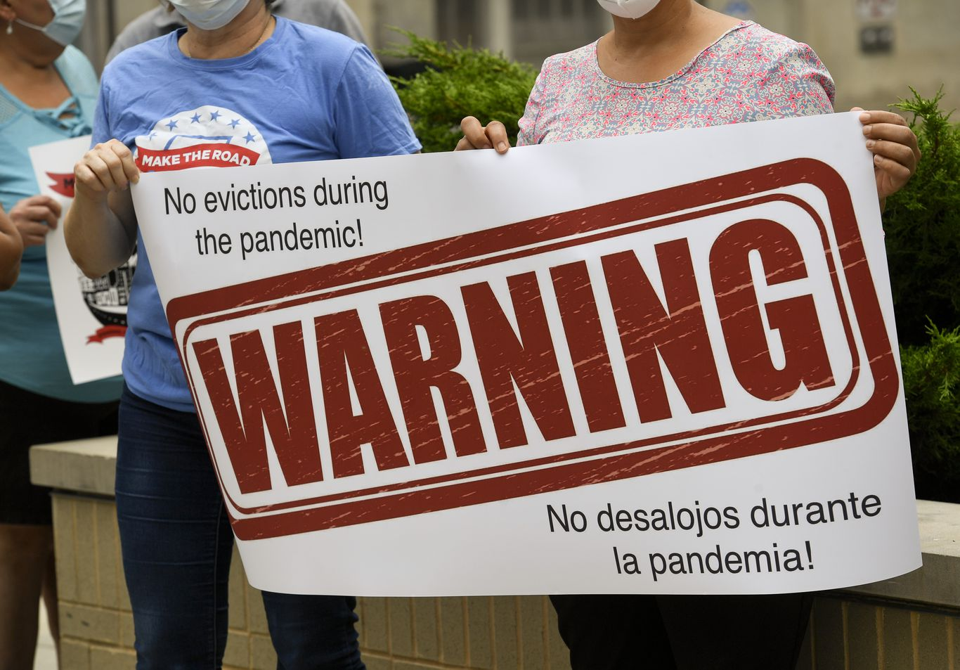 CDC to issue order temporarily halting some evictions for public health reasons thumbnail