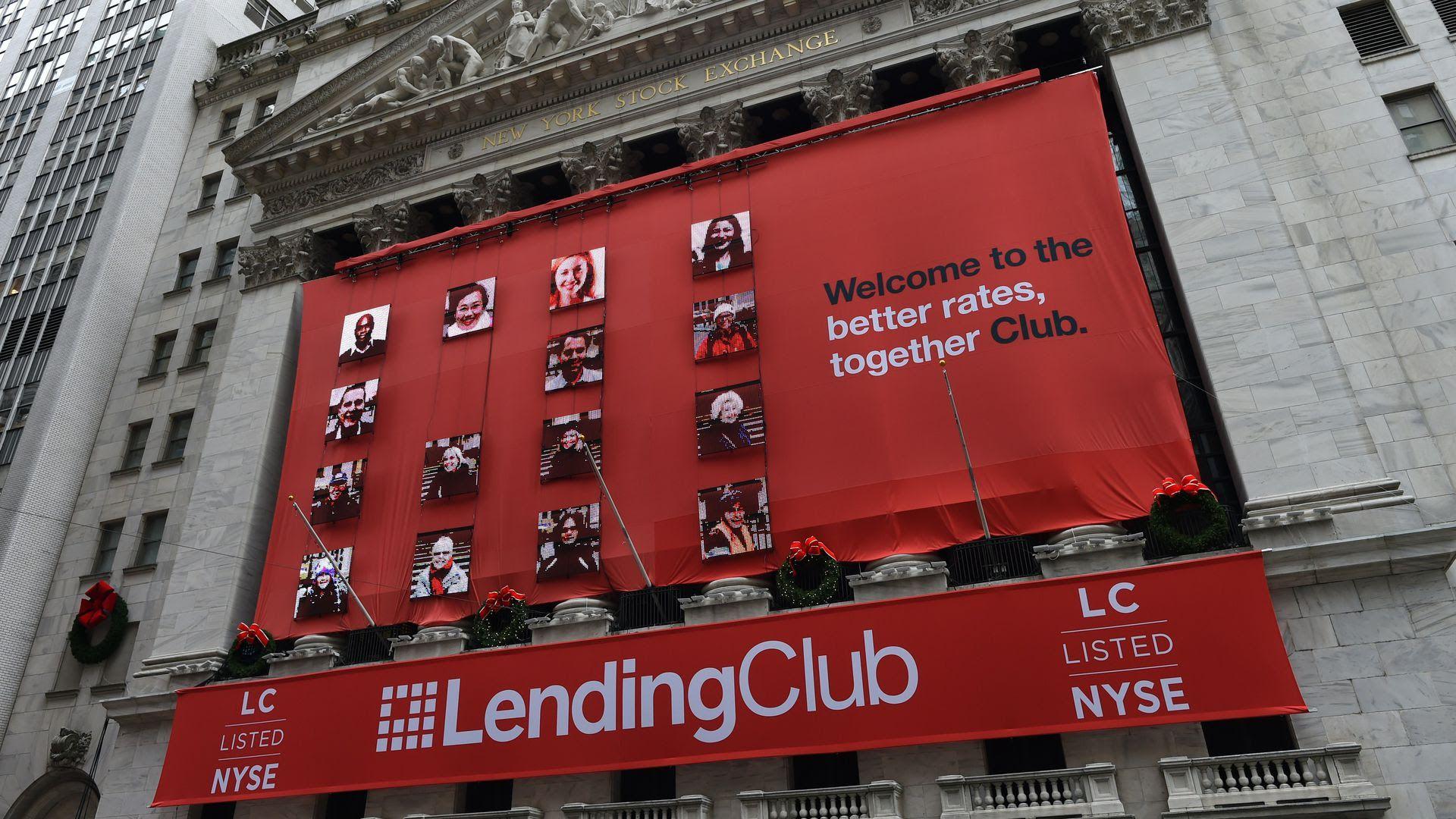 LendingClub to buy Radius Bank in $185 million deal - Axios