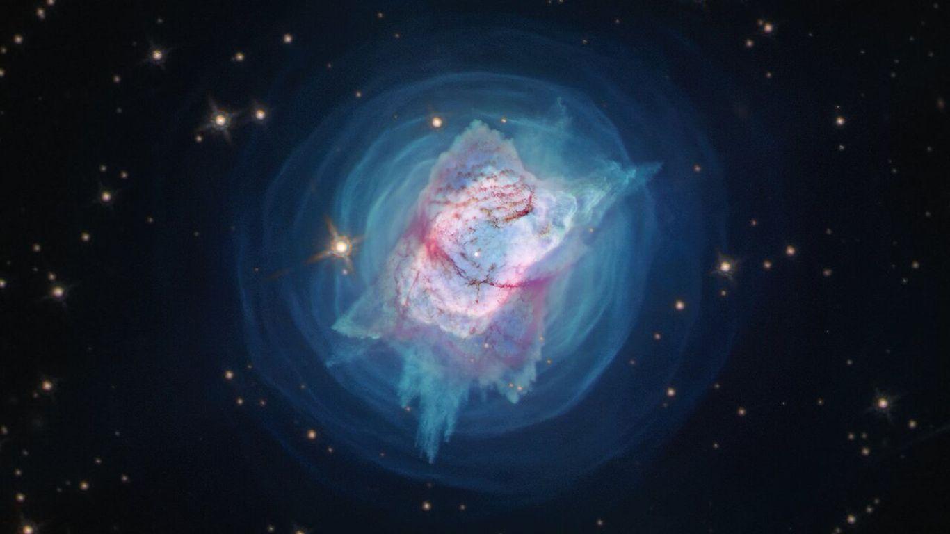Hubble Space Telescope spots a cosmic jewel