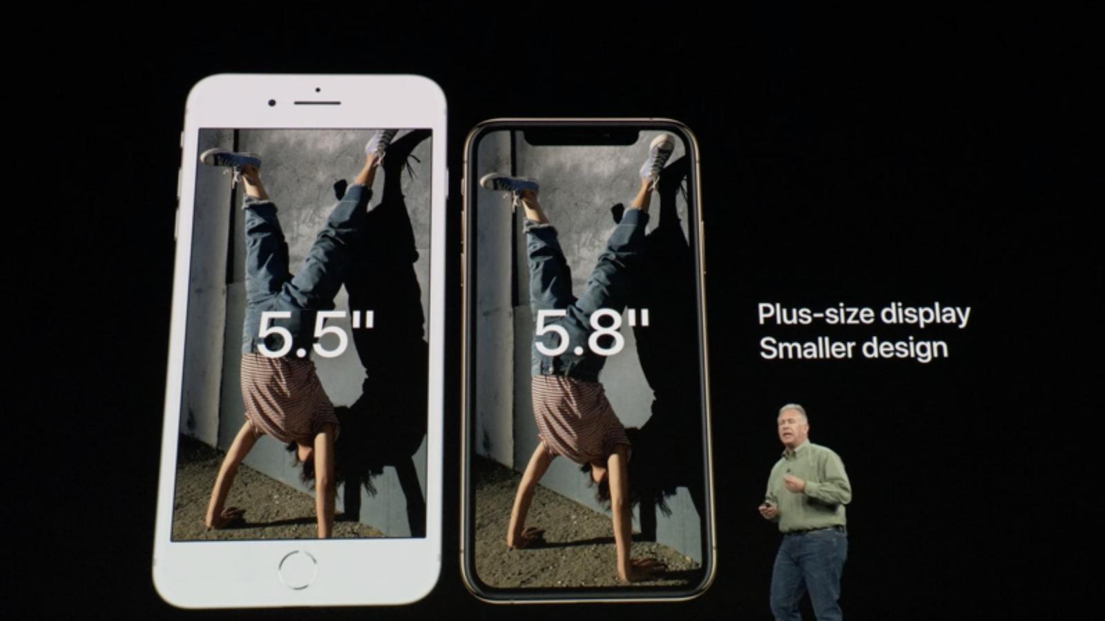 Apple Debuts New Iphones Updates Apple Watch Axios