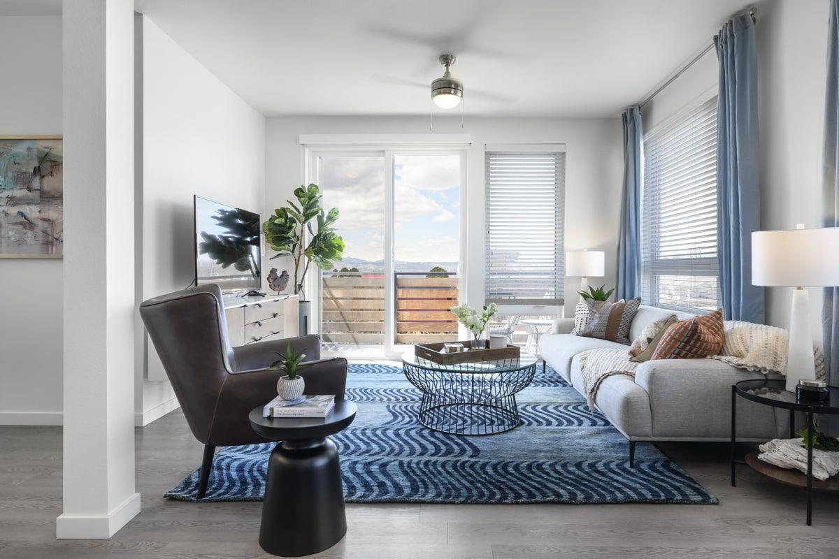 Deco Apartments interior