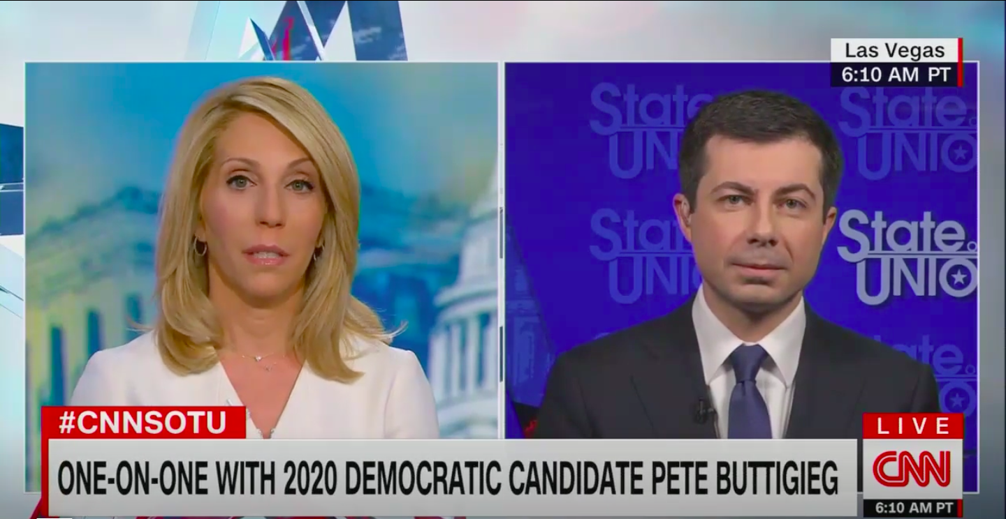 "Buttigieg: I'm not going to take ""lectures on family values"" from Rush Limbaugh - Axios"