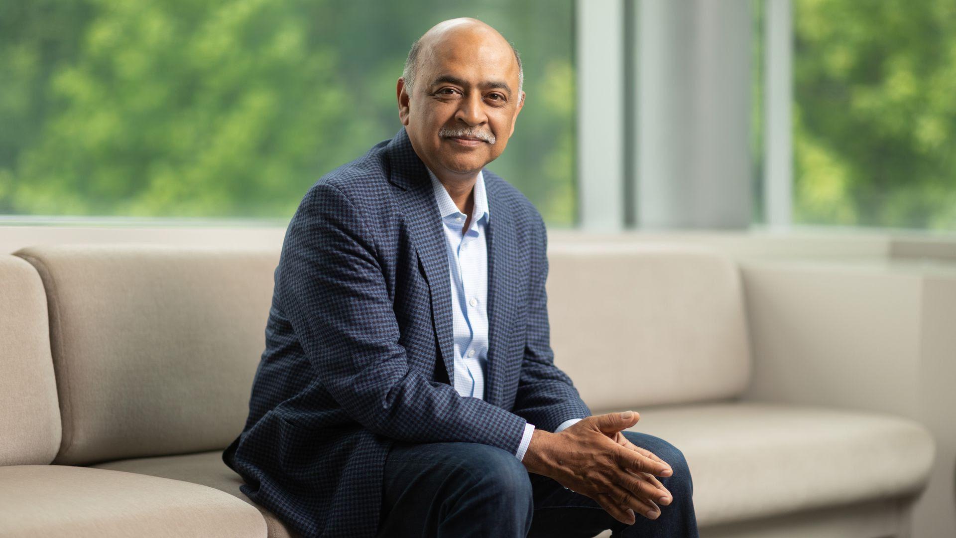 IBM senior vice president Arvind Krishna. Photo: IBM