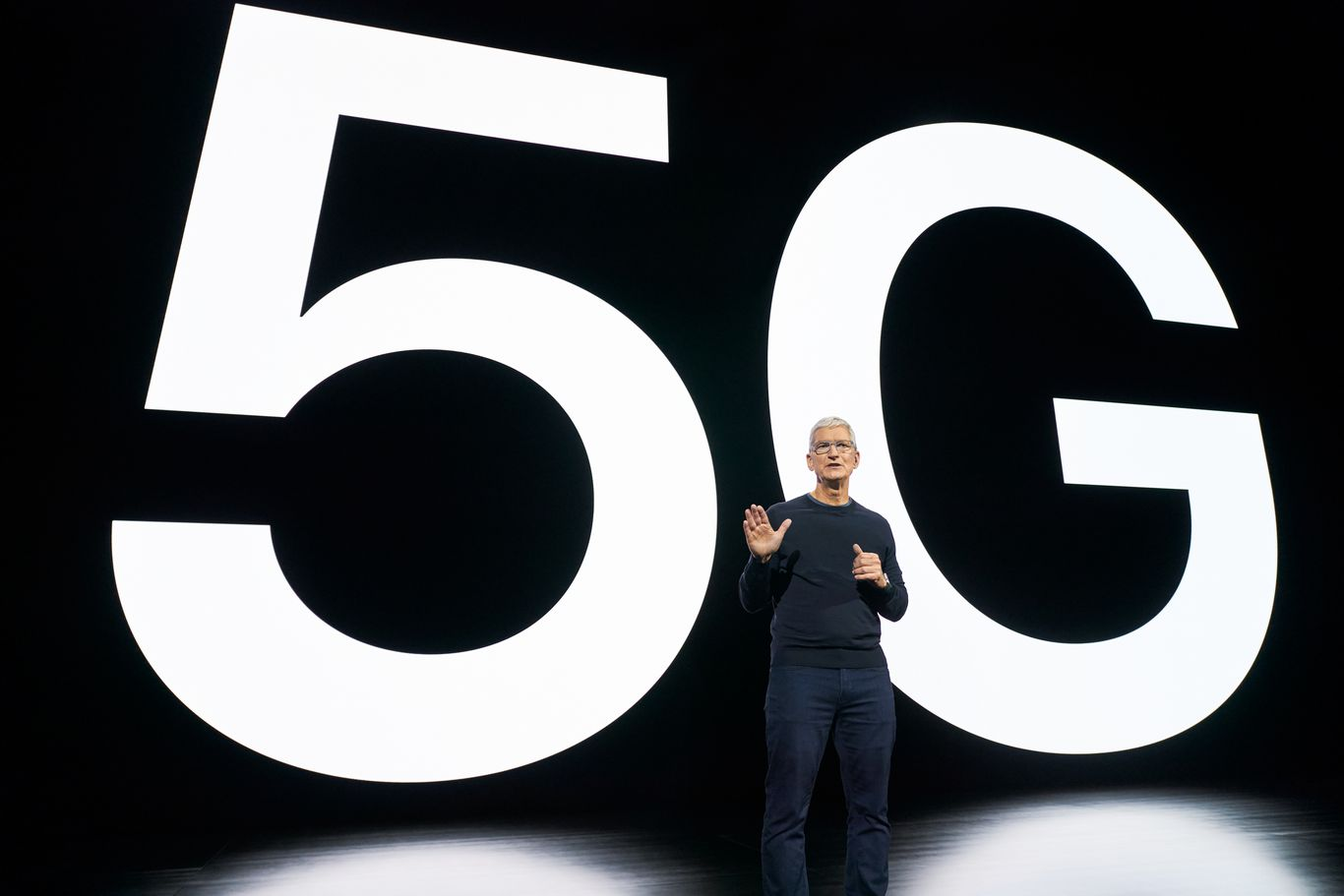 Live: Apple debuts 5G-capable iPhone 12, cheaper HomePod thumbnail