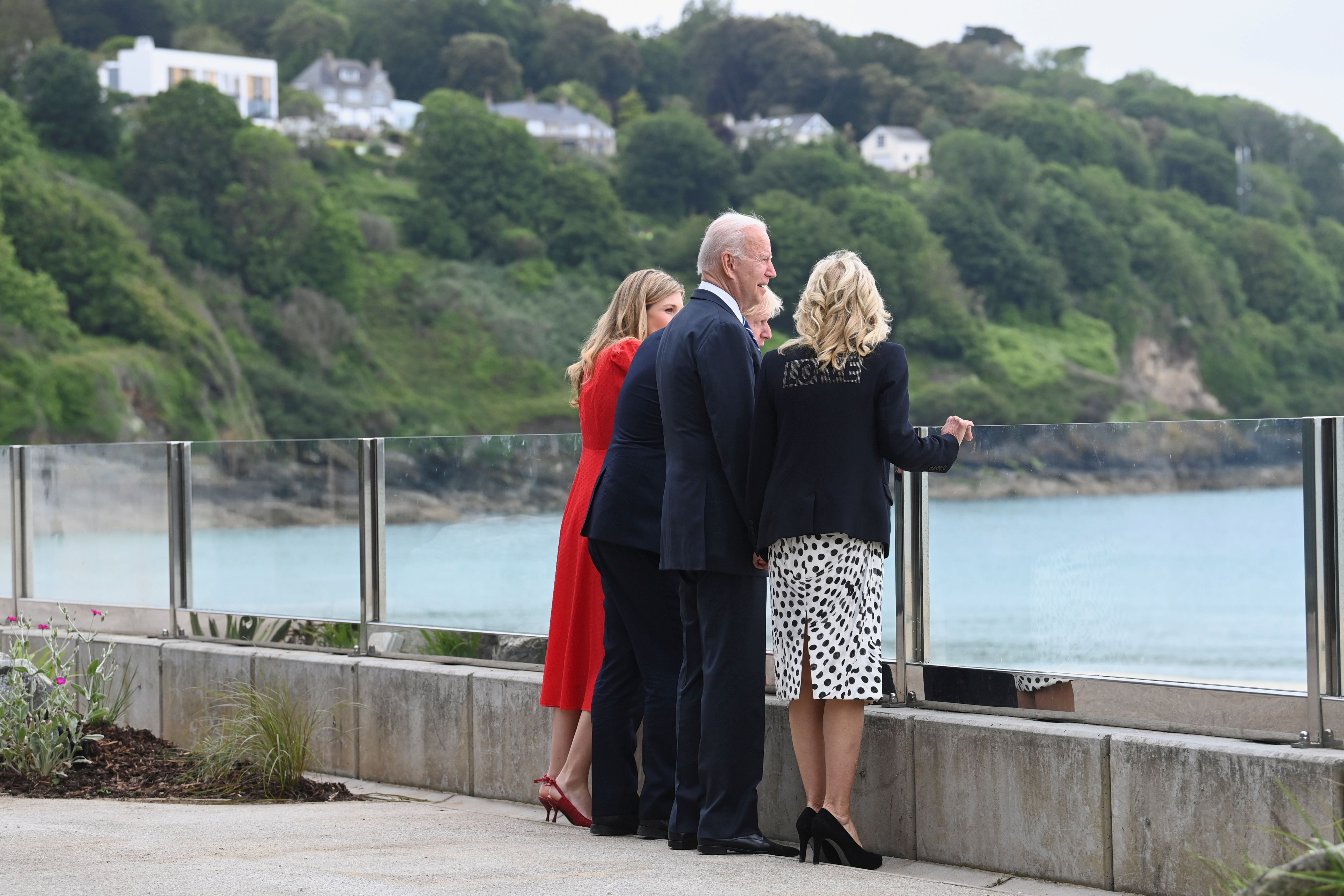 Biden and Boris