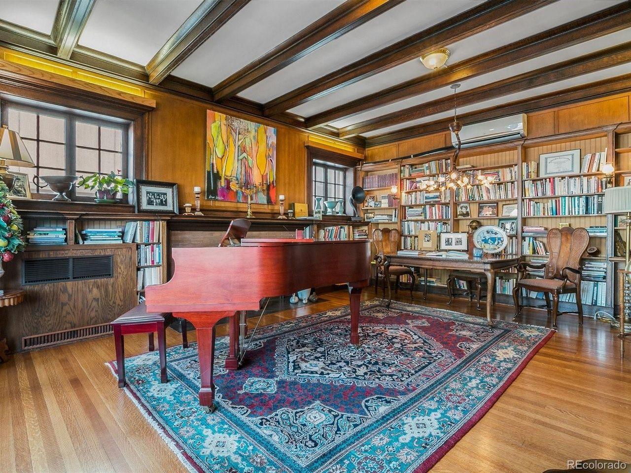 1350 N. Logan St formal sitting room