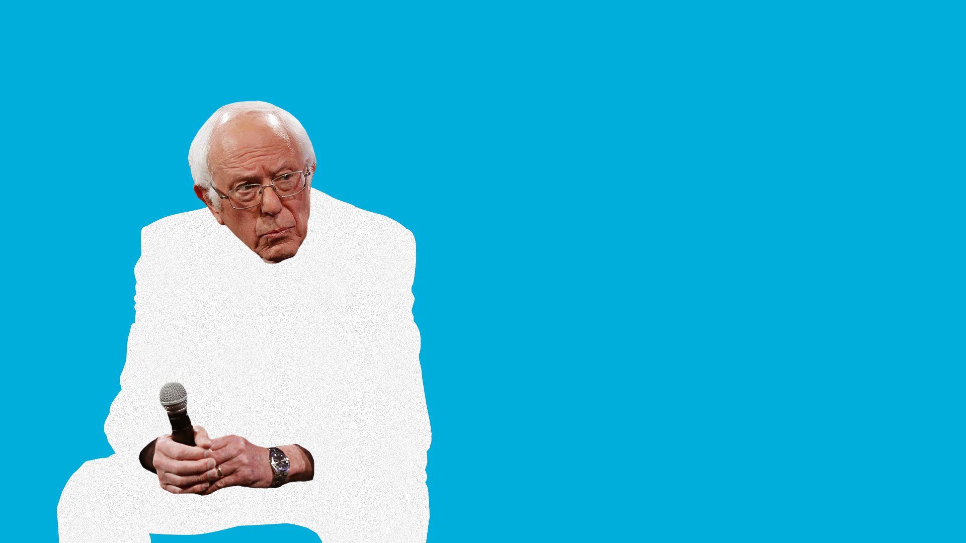 Bernie Sanders' pipe dreams