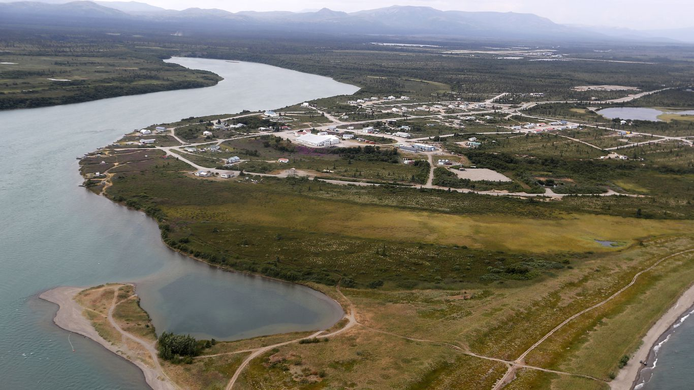 Trump administration denies permit for controversial Pebble Mine in Alaska