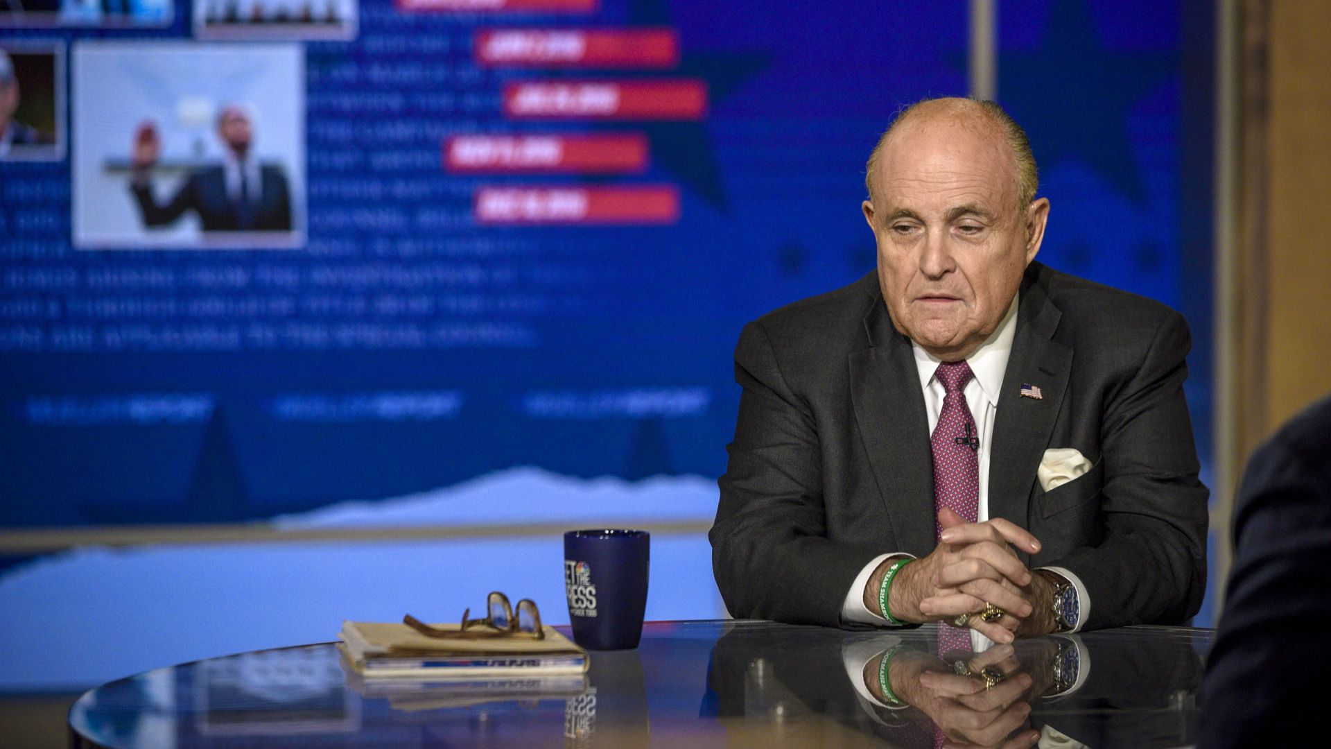 Rudy Giuliani's Ukraine work puts him at the center of the House's Trump impeachment inquiry