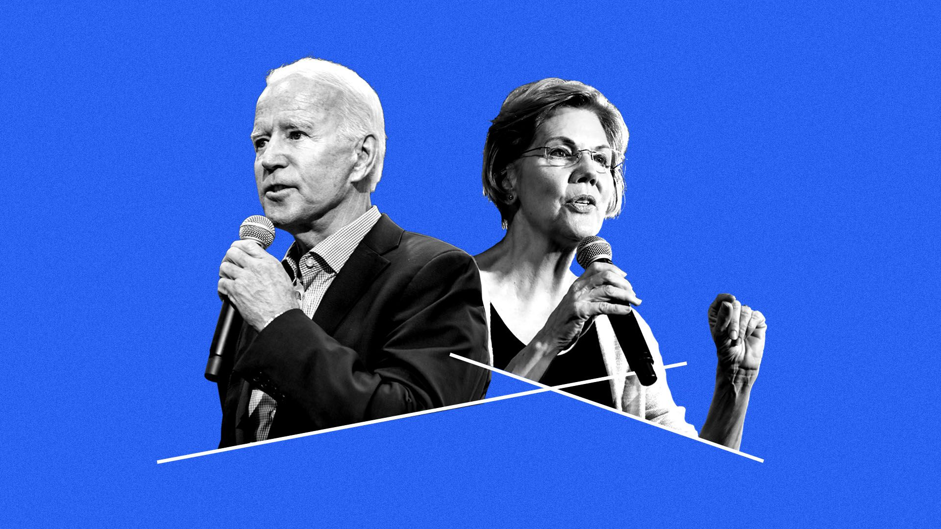 Debate night: Biden, Warren, Sanders and the fight for frontrunner