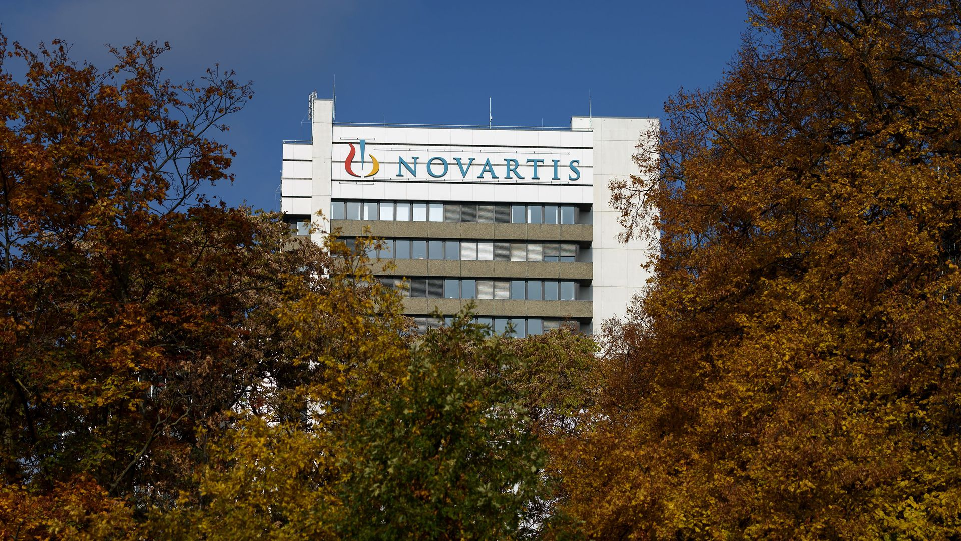 Novartis headquarters in Switzerland.