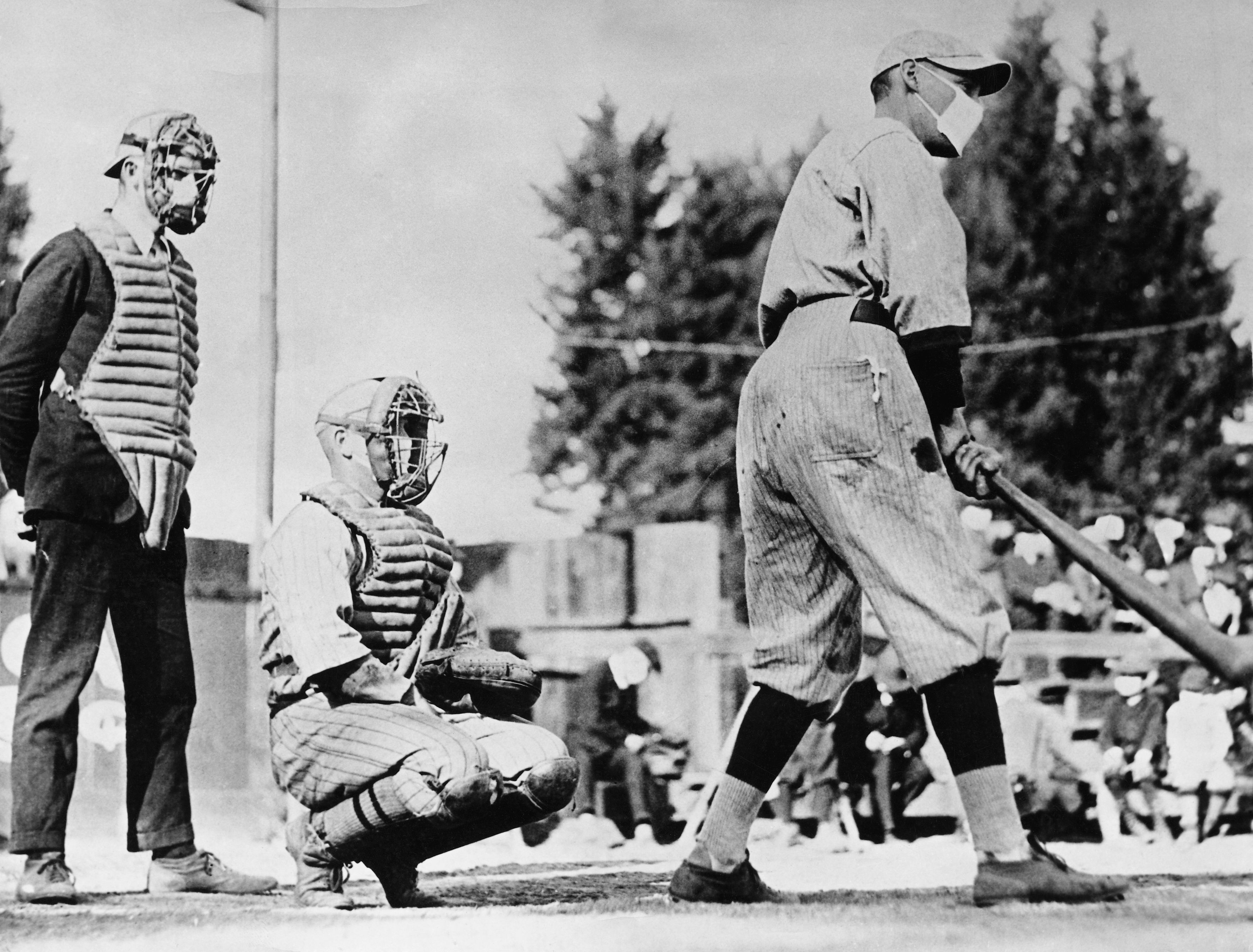 How the Spanish flu pandemic led to the rise of baseball's greatest legend