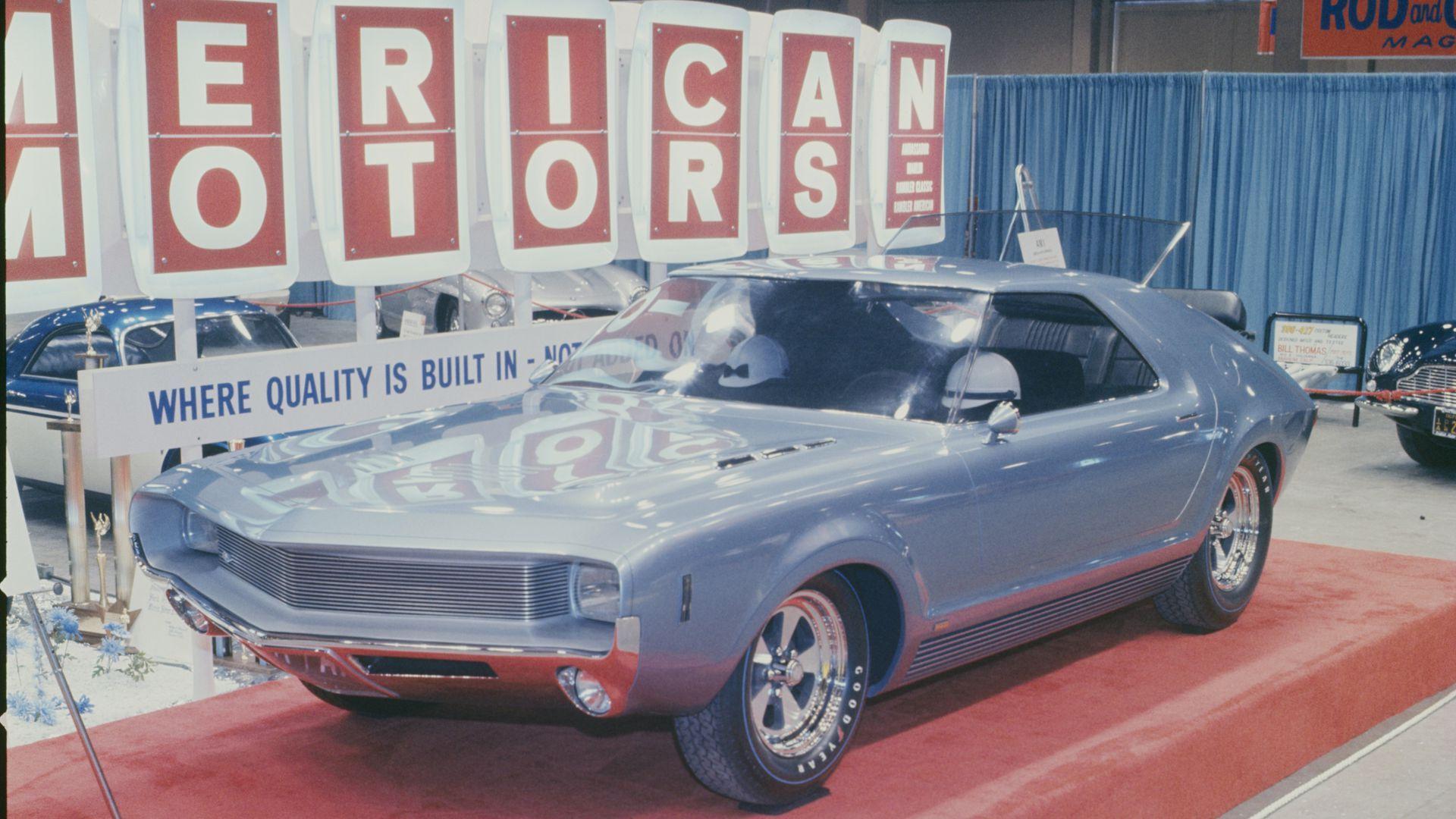 American motors car