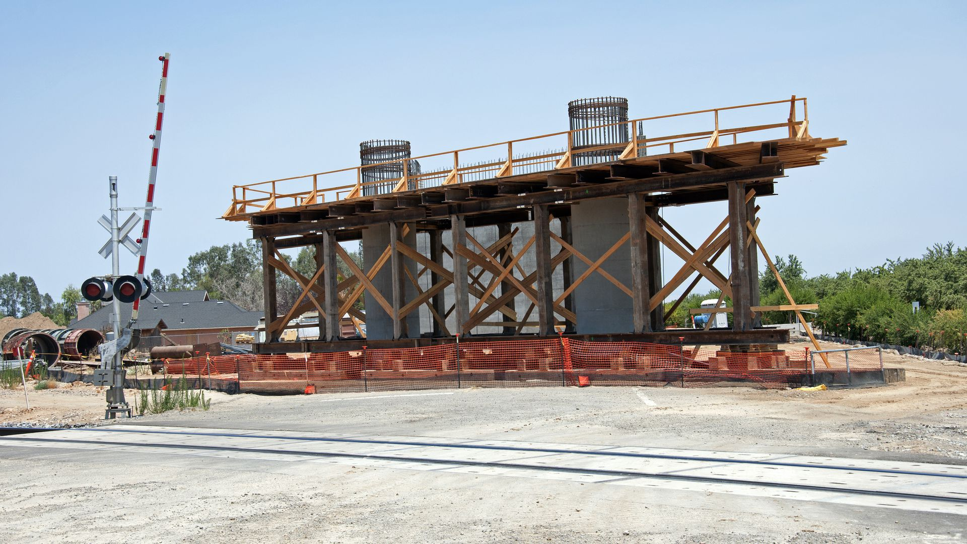California high speed railway