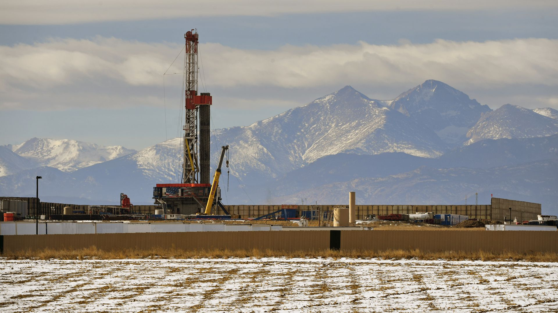 Colorado gears up for big fracking fight this election - Axios