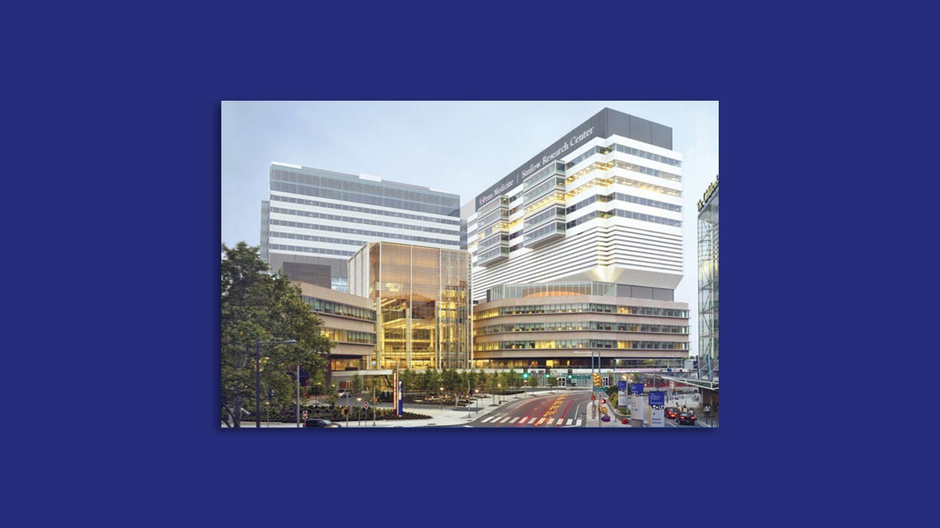 Perelman School of Medicine at the University of Pennsylvania