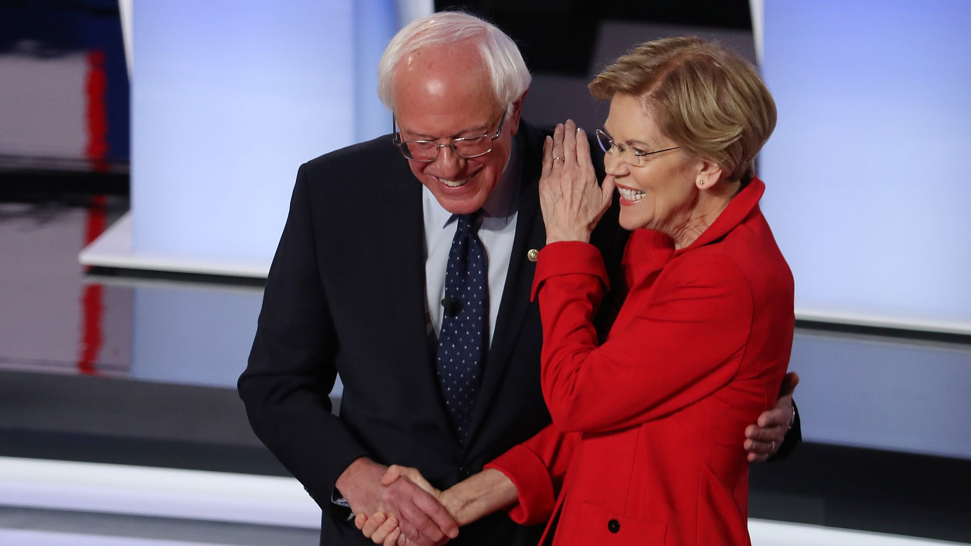 Warren, Sanders try to move past feud as early voters sound alarm