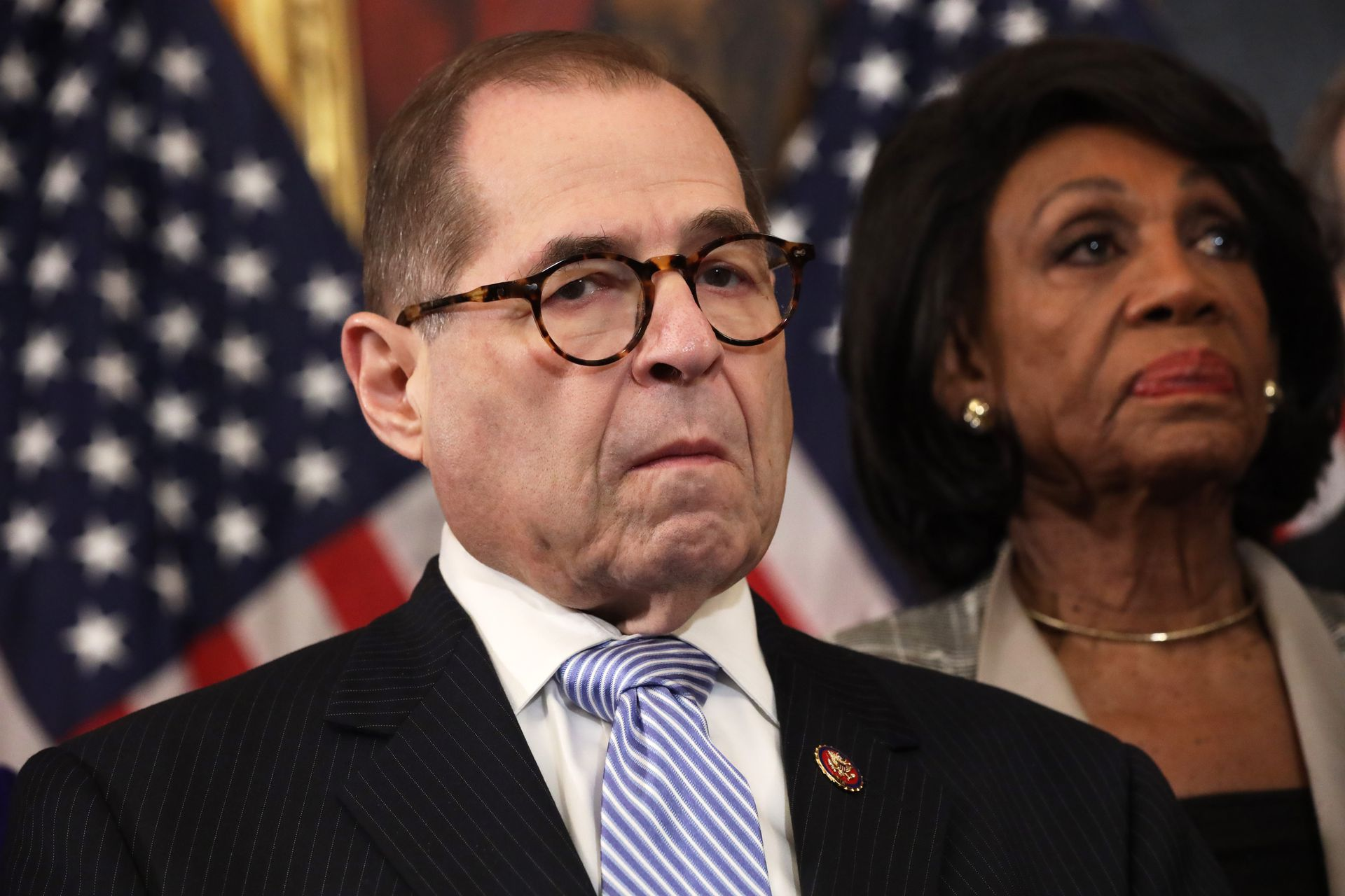 "Congressman Jerry Nadler: ""God's Will is No Concern of This Congress"""