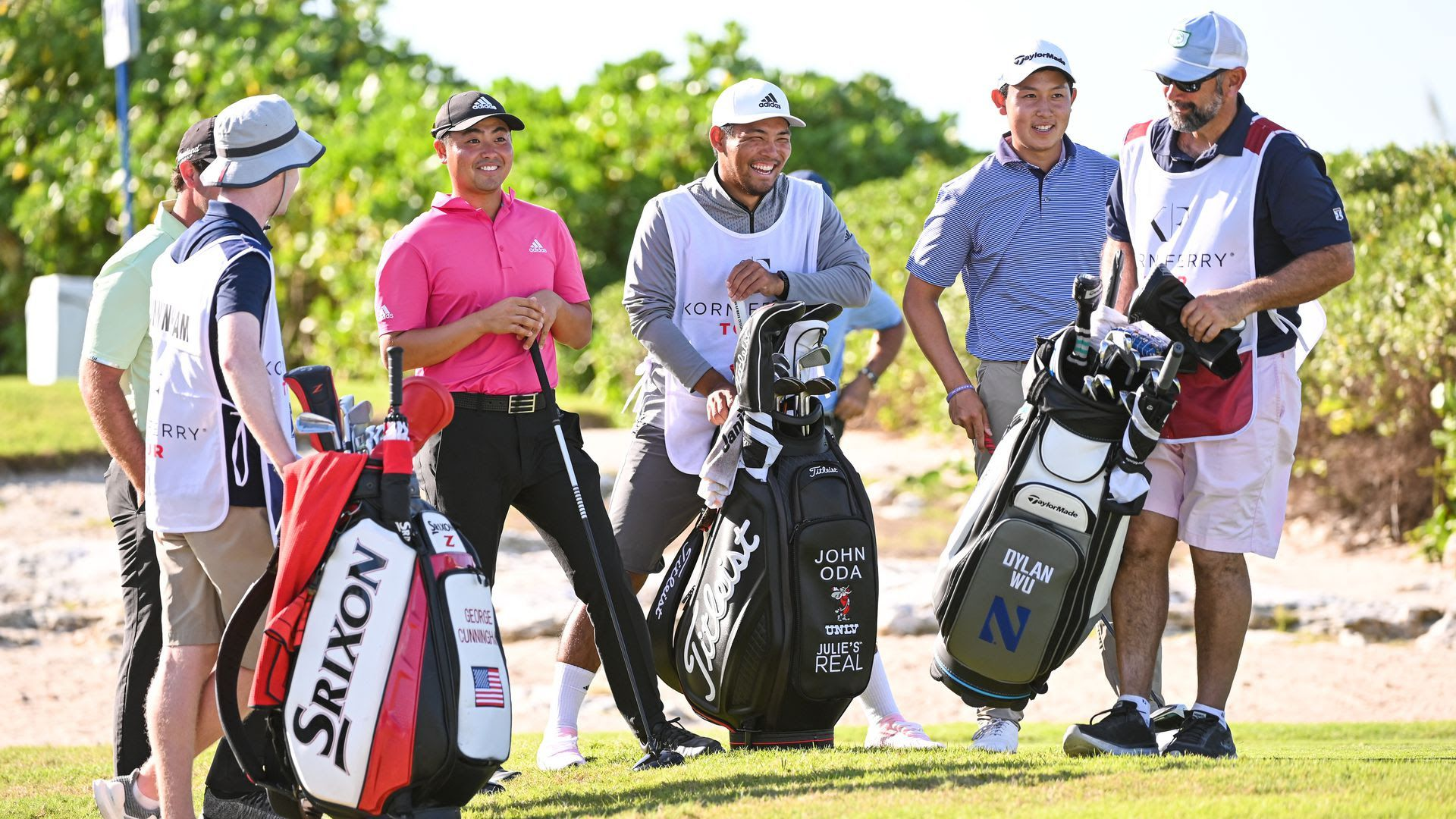 Golf caddies will be able to cash in on endorsement deals