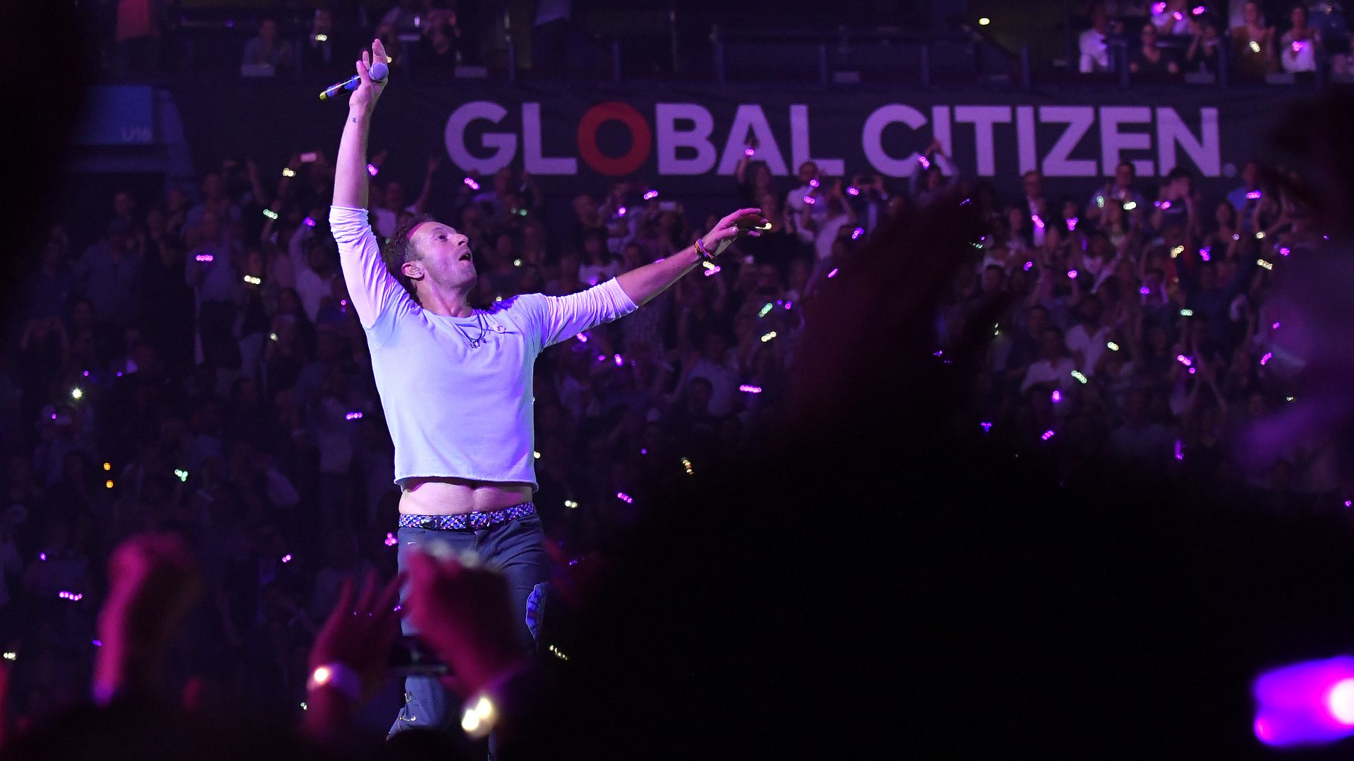 Global Dance Festival 2020.Global Citizen Plans Live Aid Style Concert Across 5