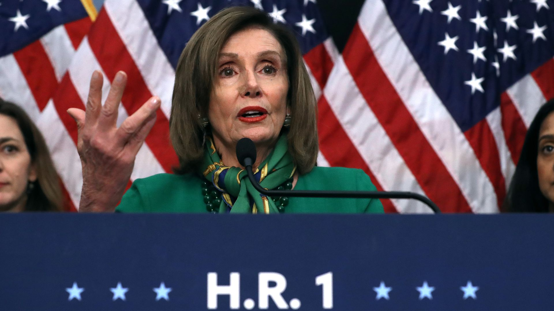 Pelosi demands briefing on alleged Russian hack of Burisma