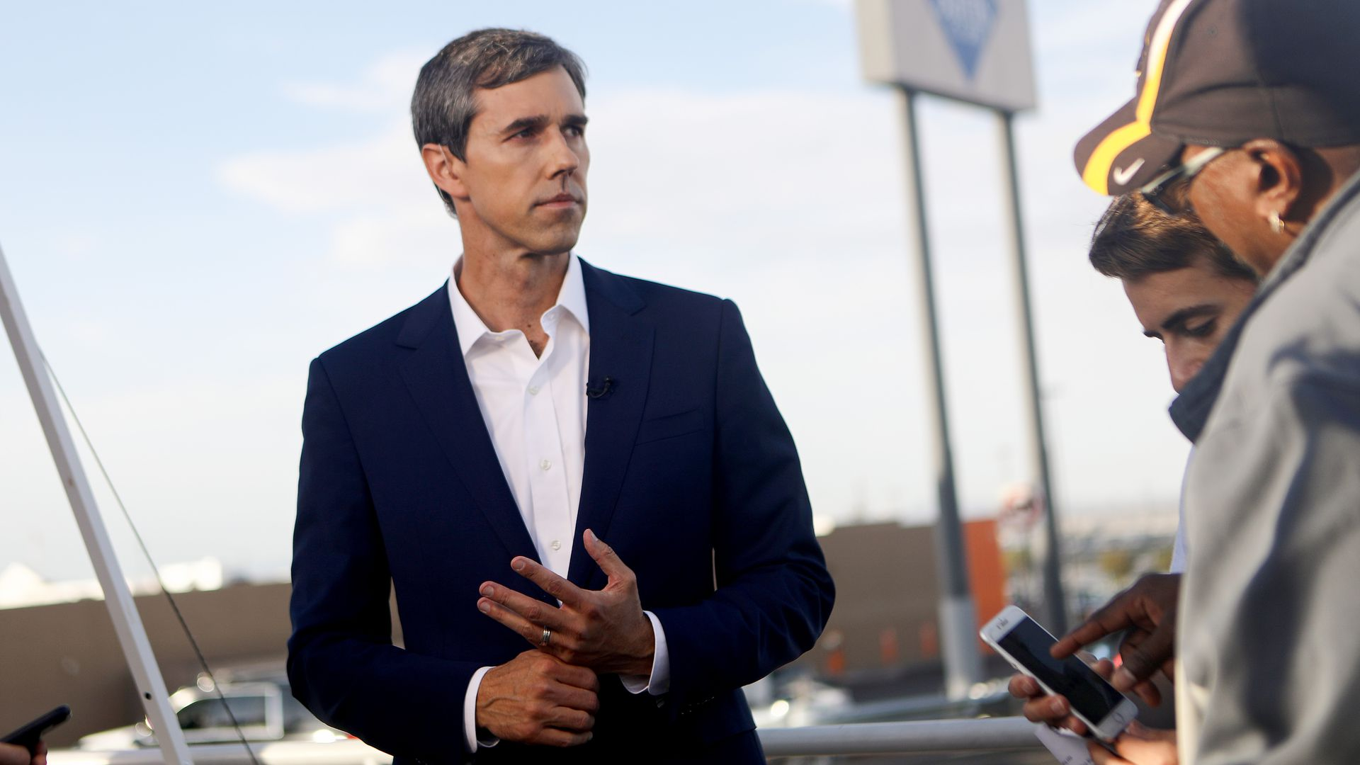 Image result for President Trump to Visit El Paso Despite the 'Wishes' of Robert Francis O'Rourke