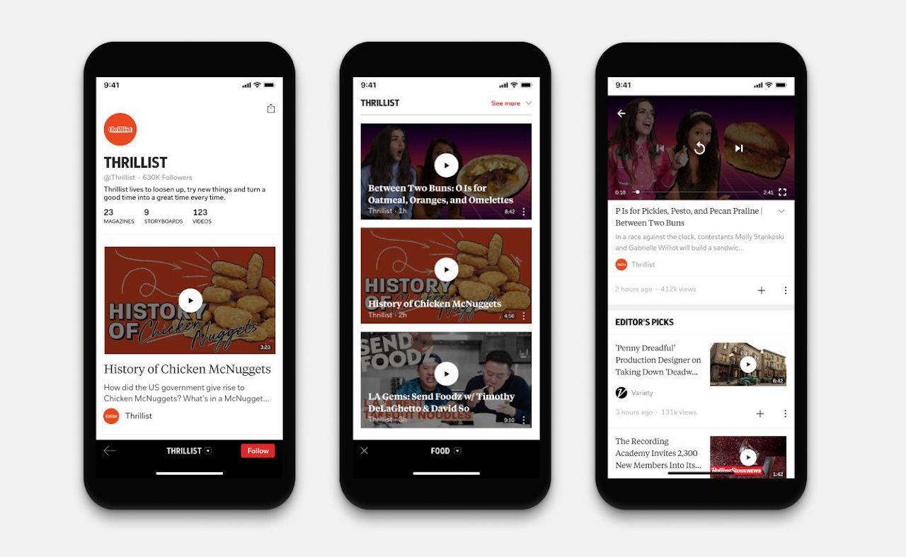 Flipboard expands its push into video