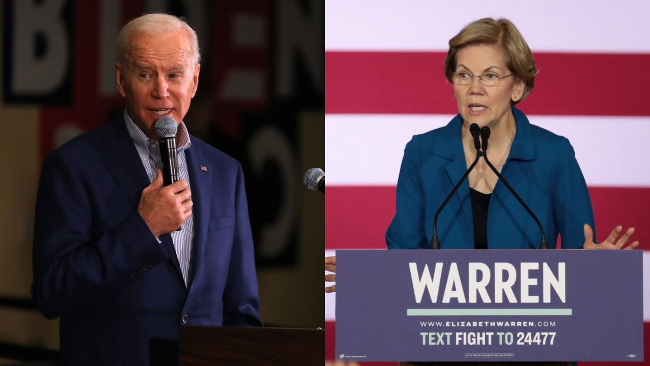 Biden and Warren disappoint in New Hampshire primary