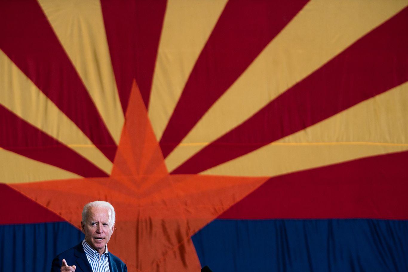 Joe Biden wins Arizona, AP projects thumbnail