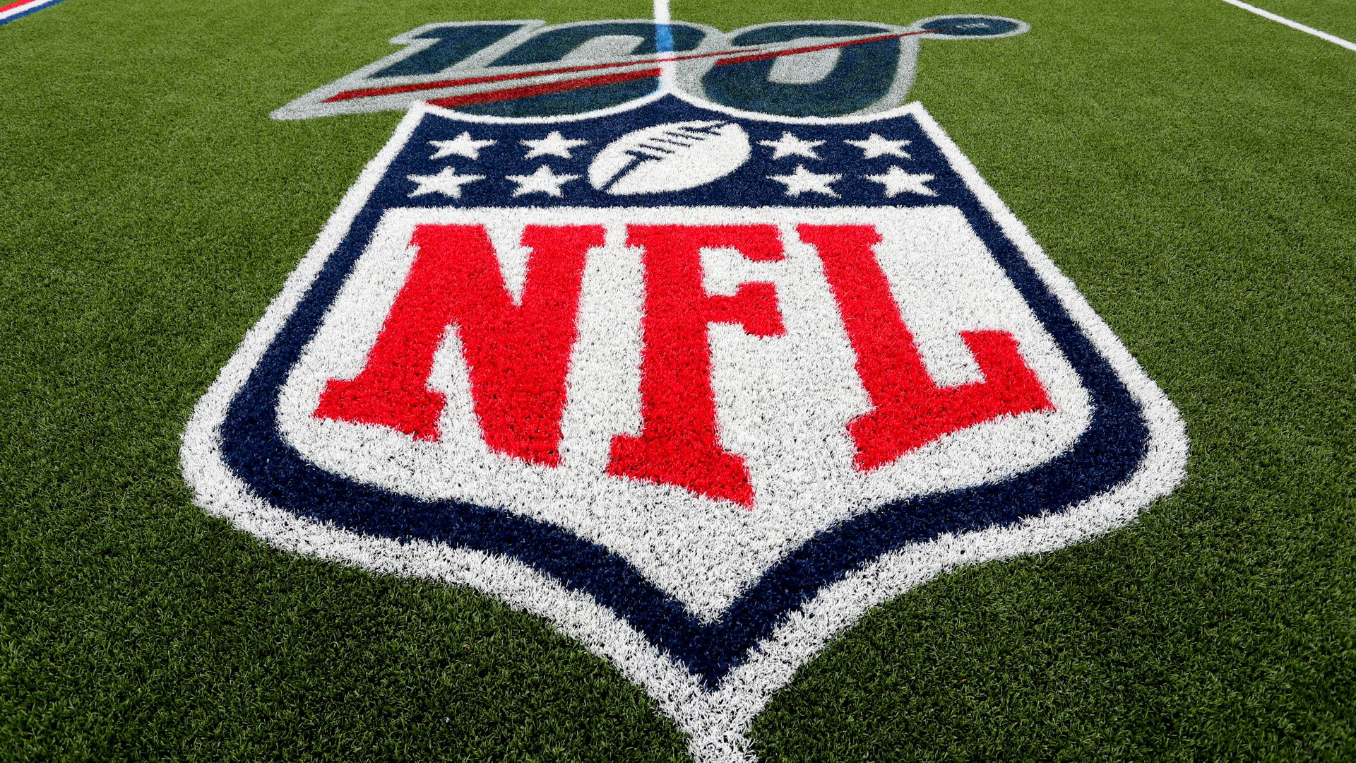 The NFL logo