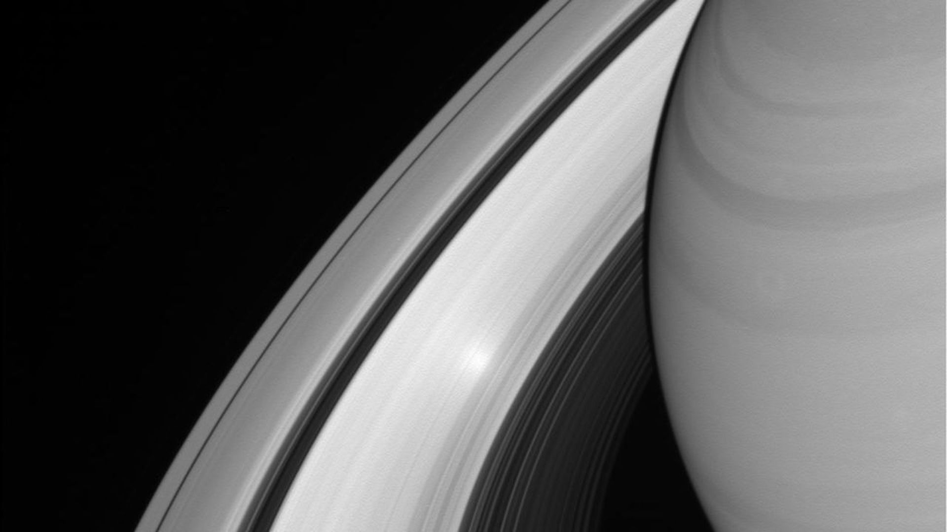 Saturn as seen by Cassini. Photo: NASA/JPL-Caltech/SSI