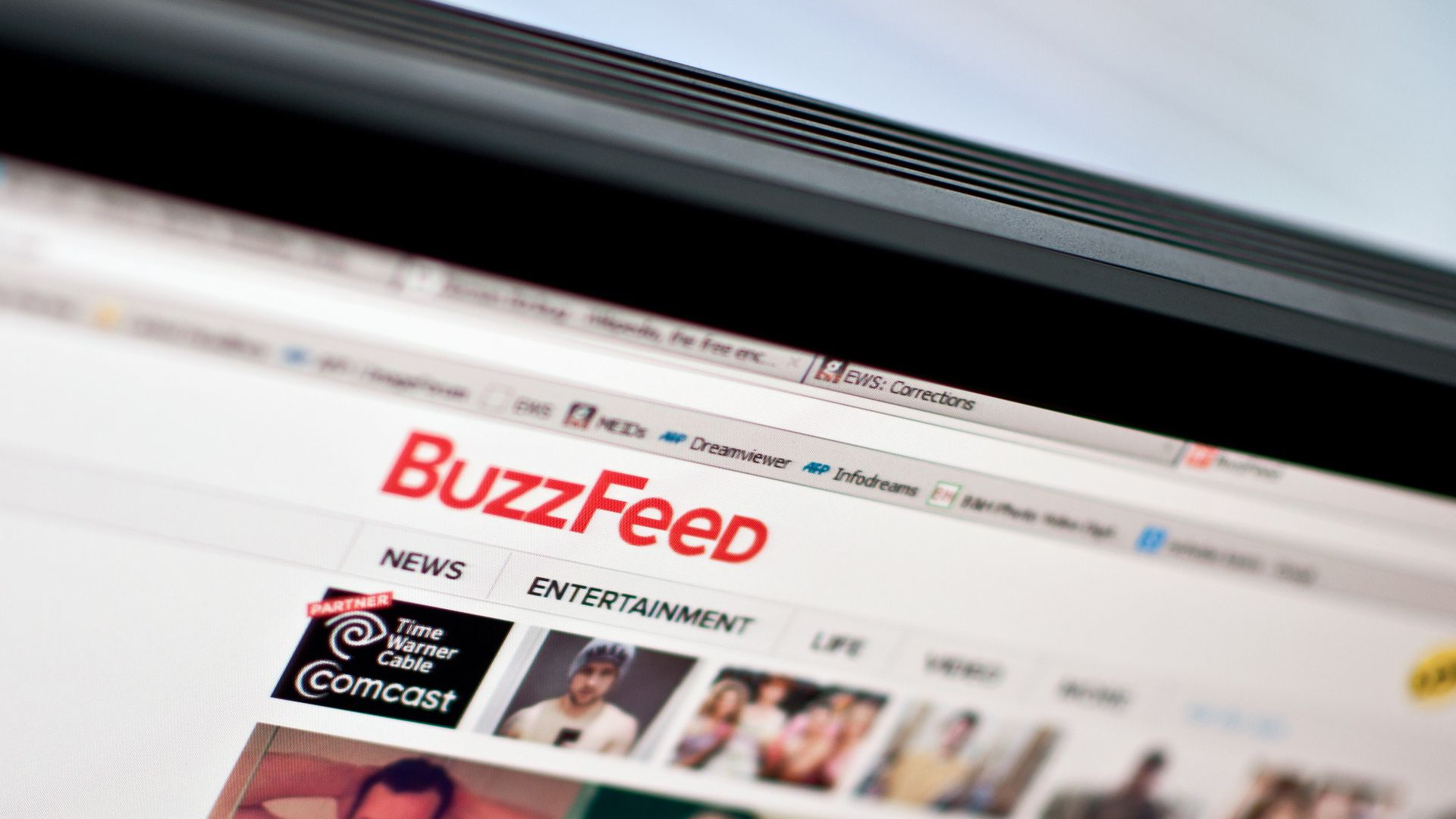 BuzzFeed looks to hire a president as it expands its revenue lines
